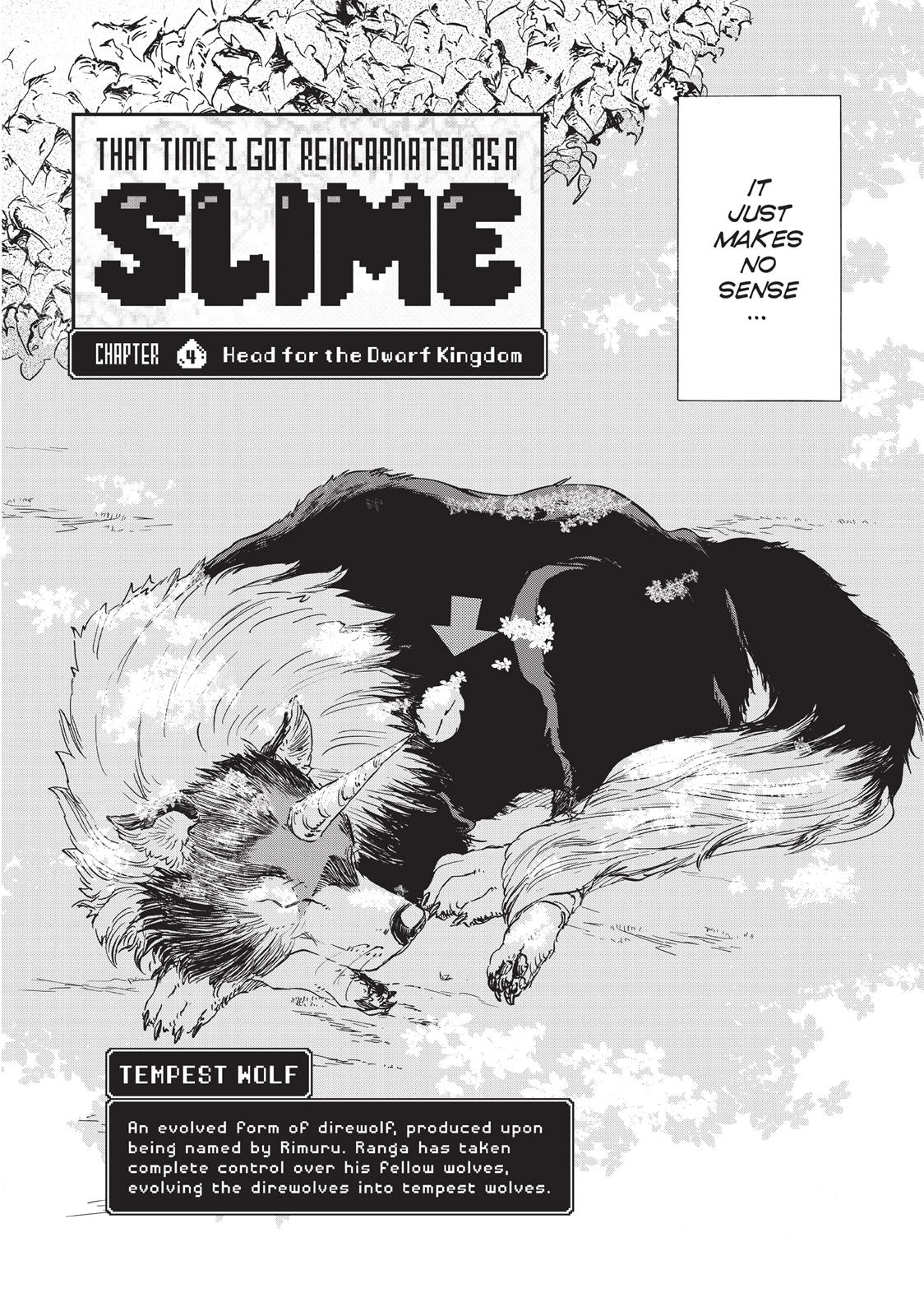 That Time I Got Reincarnated As A Slime, Chapter 4 image 002