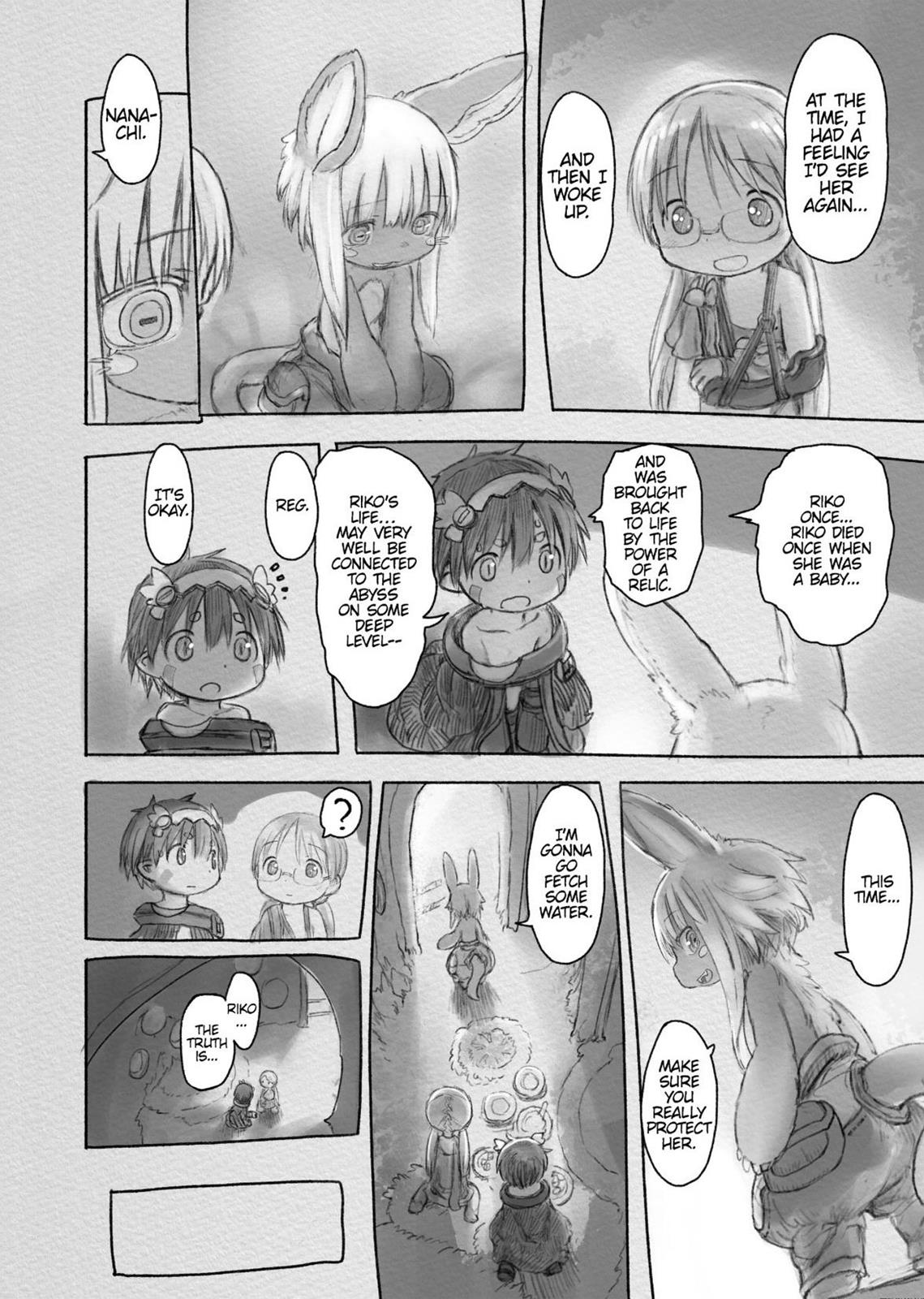 Made In Abyss, Chapter Hello,Abyss 25 image 020