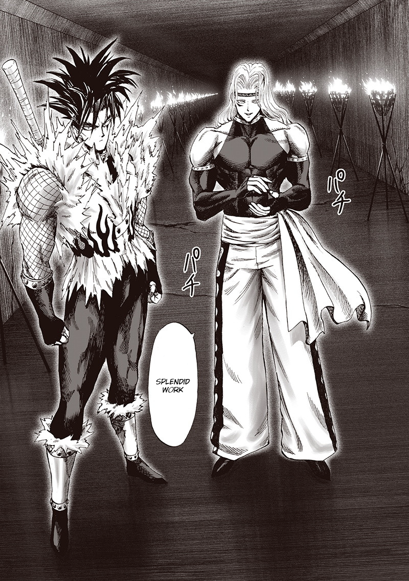 One Punch Man, Chapter Onepunch-Man 95 image 021