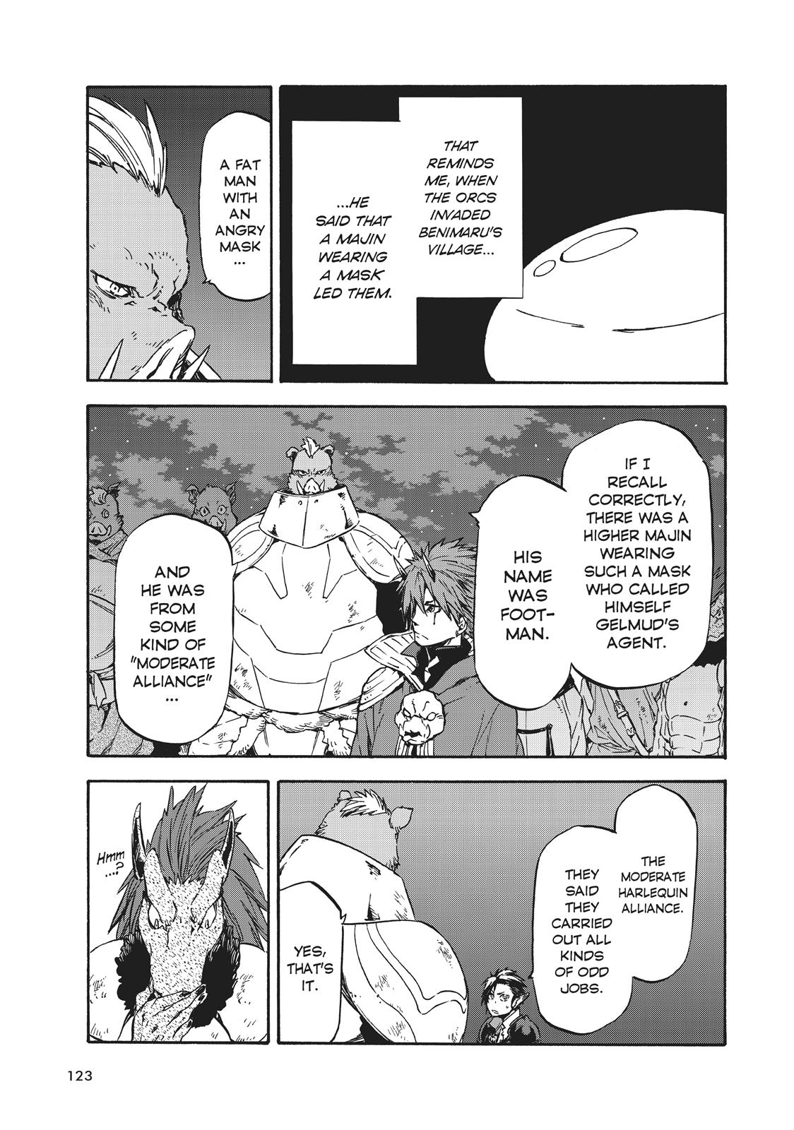 That Time I Got Reincarnated As A Slime, Chapter 39 image 007
