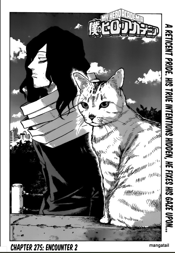 My Hero Academia, Chapter 275 image 002