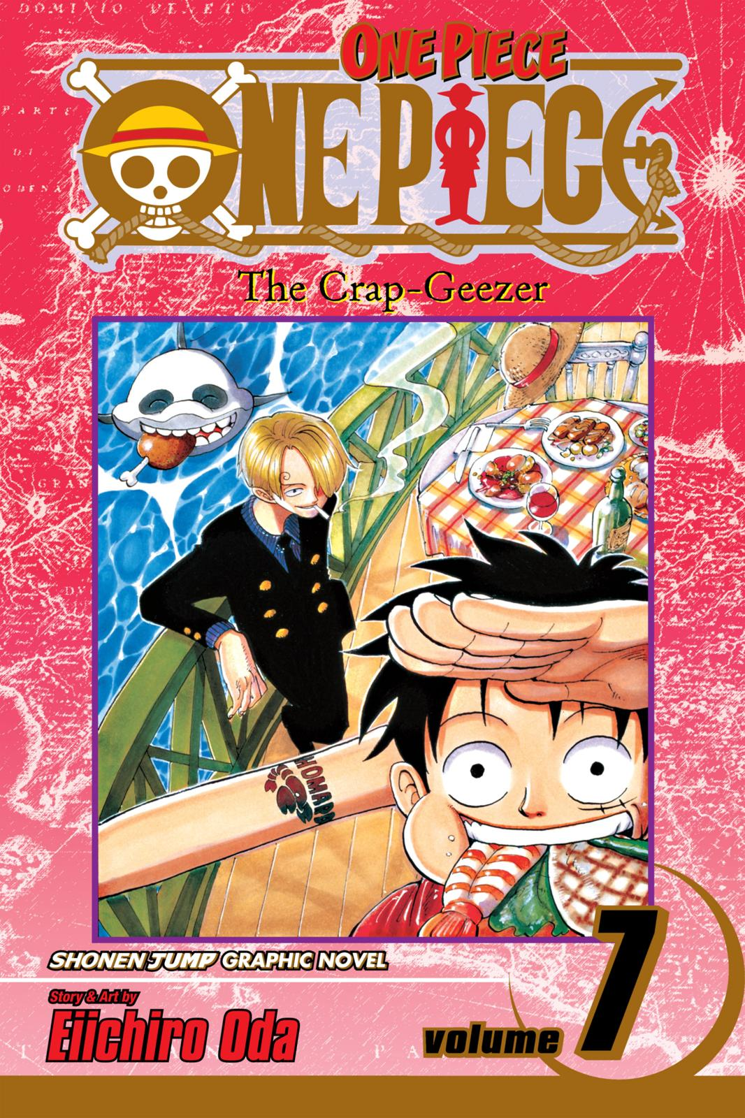 One Piece, Chapter 54 image 001