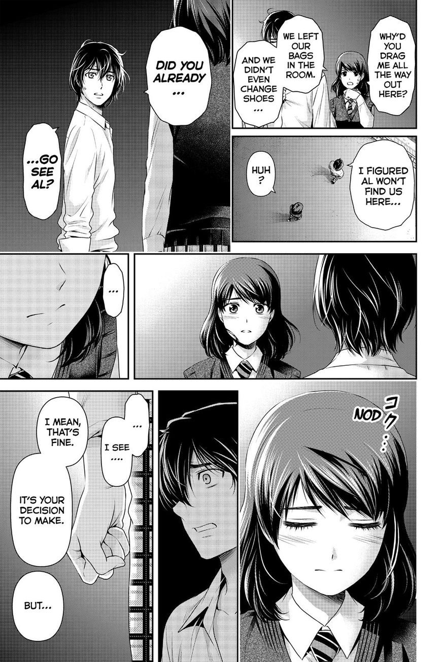 Domestic Girlfriend, Chapter 115 Confession image 006