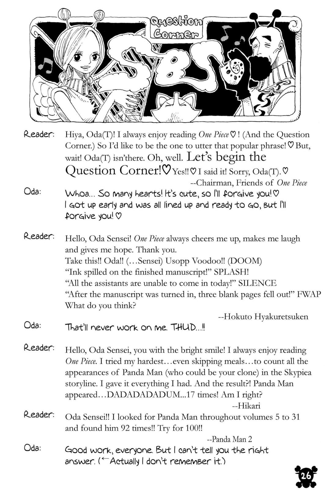 One Piece, Chapter 306 image 026