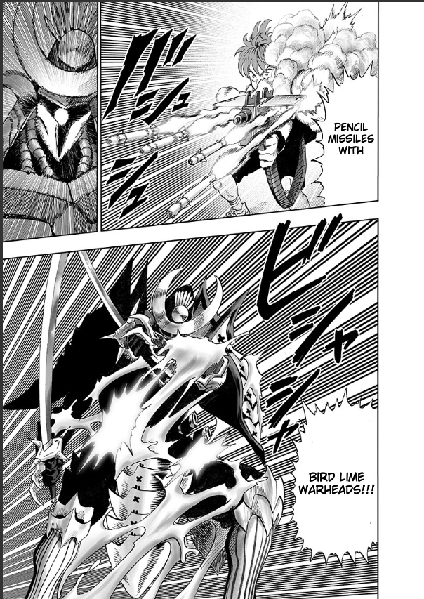 One Punch Man, Chapter Onepunch-Man 98 image 007