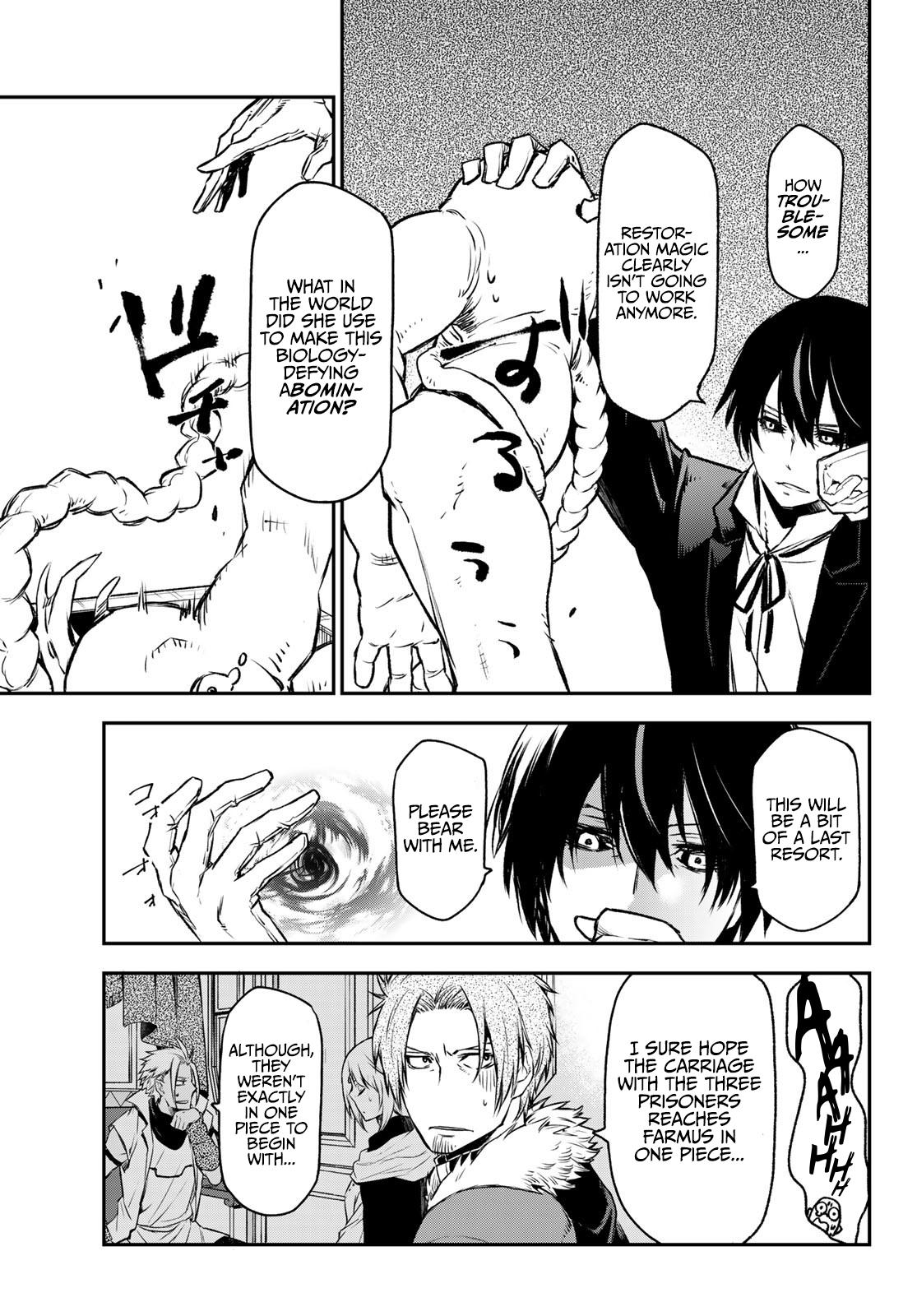 That Time I Got Reincarnated As A Slime, Chapter 82 image 041