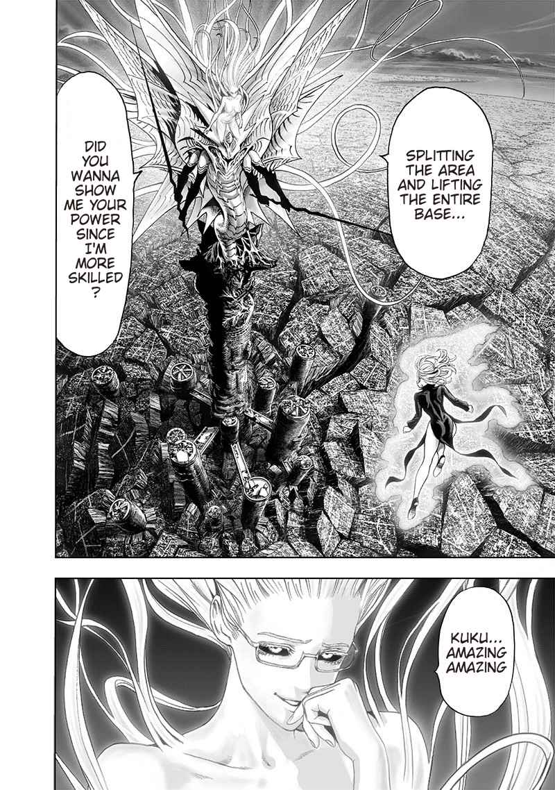 One Punch Man, Chapter 132 image 003