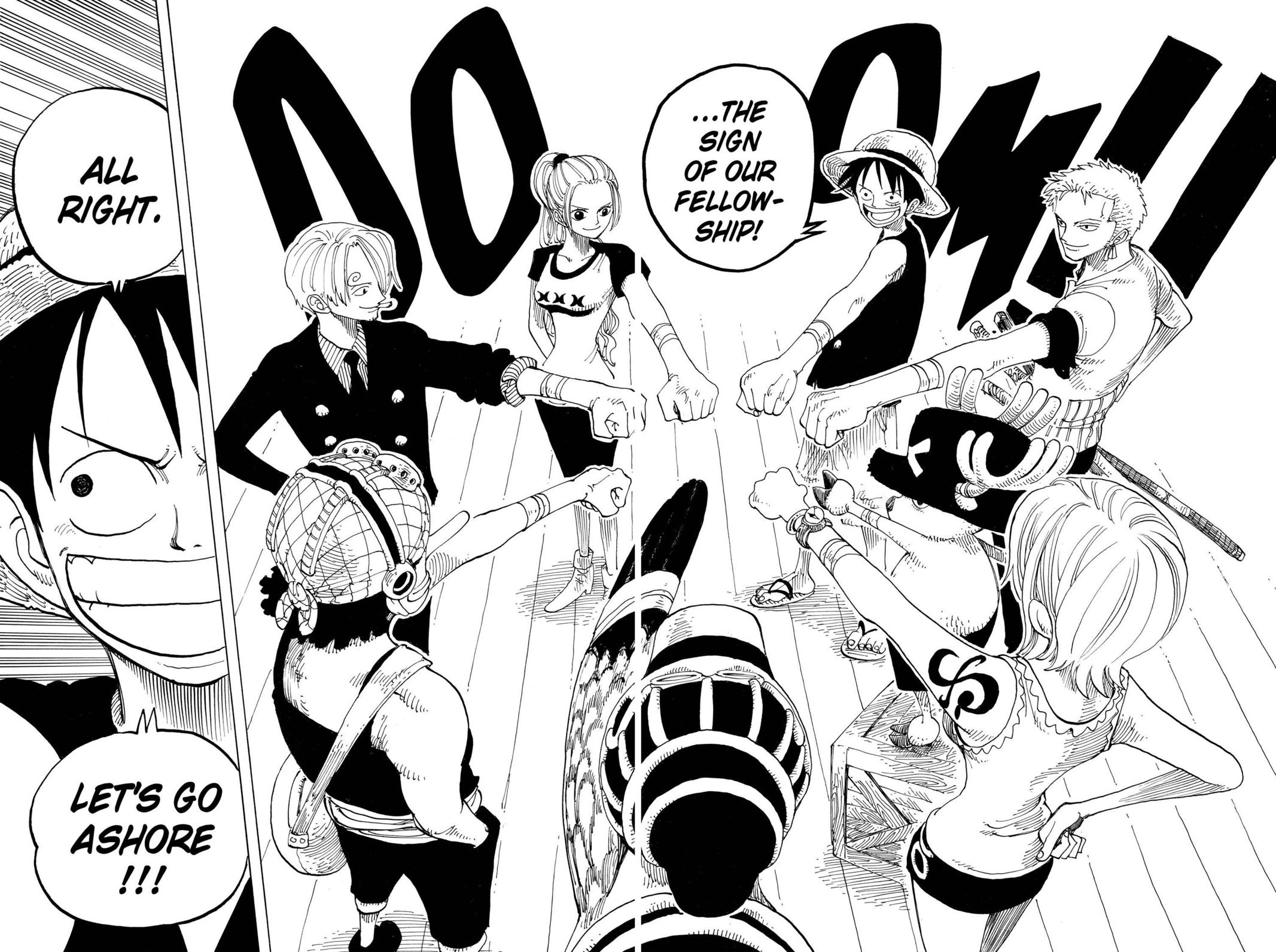 One Piece, Chapter 157 image 009