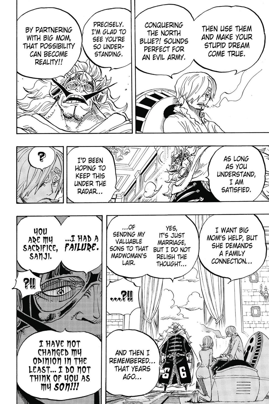 One Piece, Chapter 833 image 018