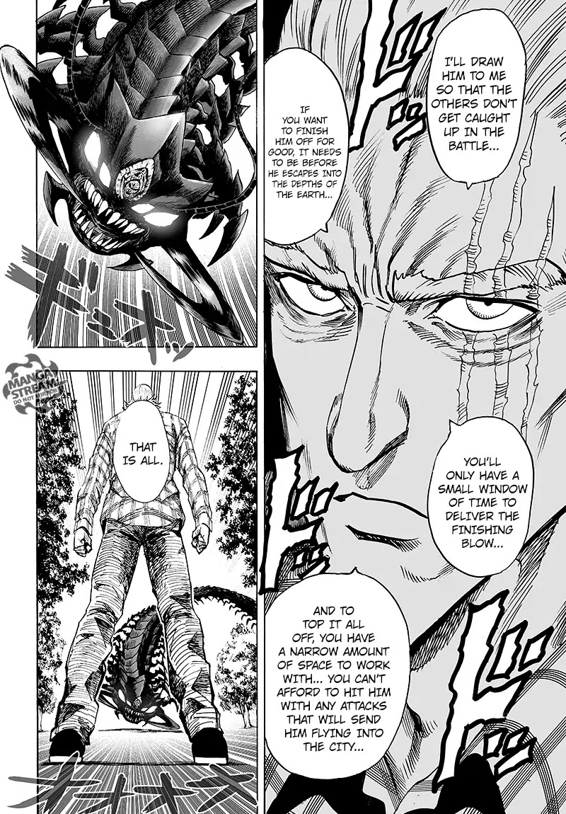 One Punch Man, Chapter Onepunch-Man 84 image 121