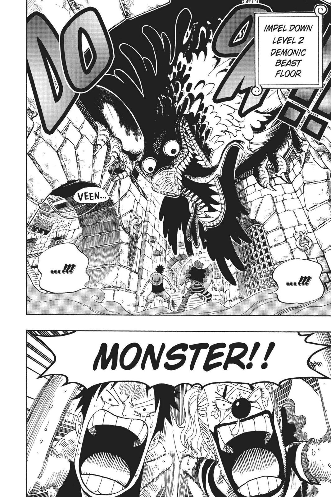 One Piece, Chapter 528 image 002