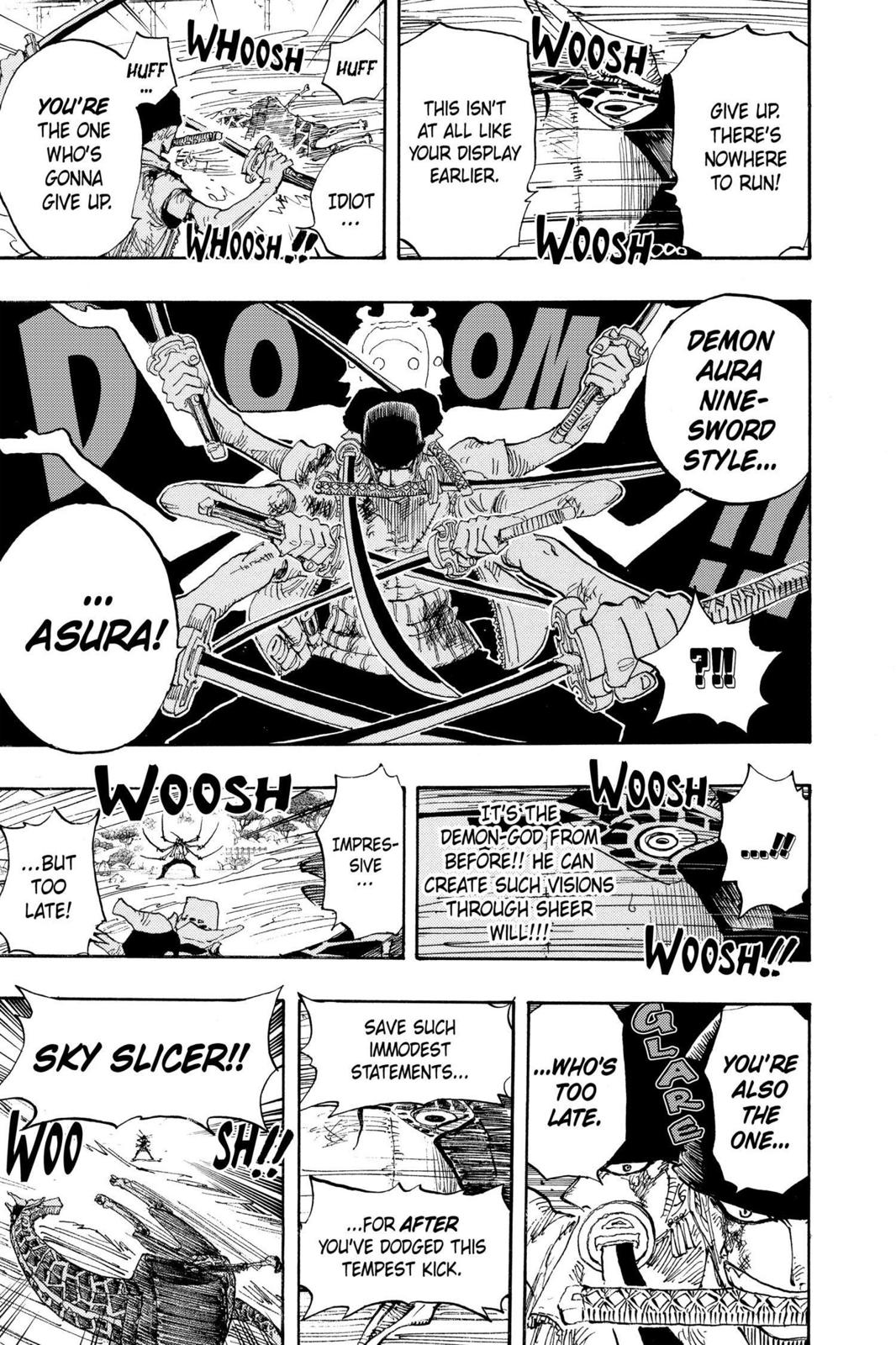 One Piece, Chapter 417 image 017