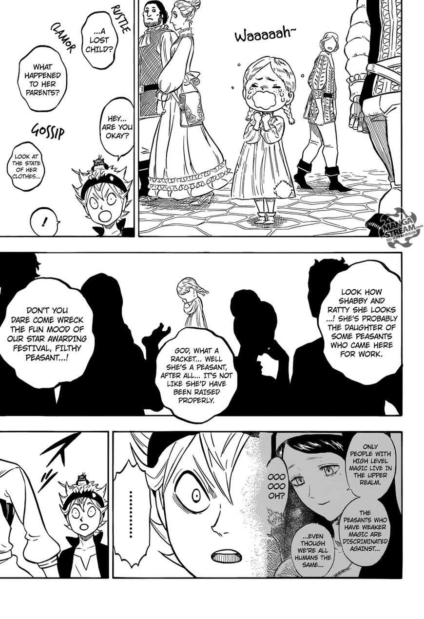 Black Clover, Chapter 103 A Fun Festival Double-Date image 006