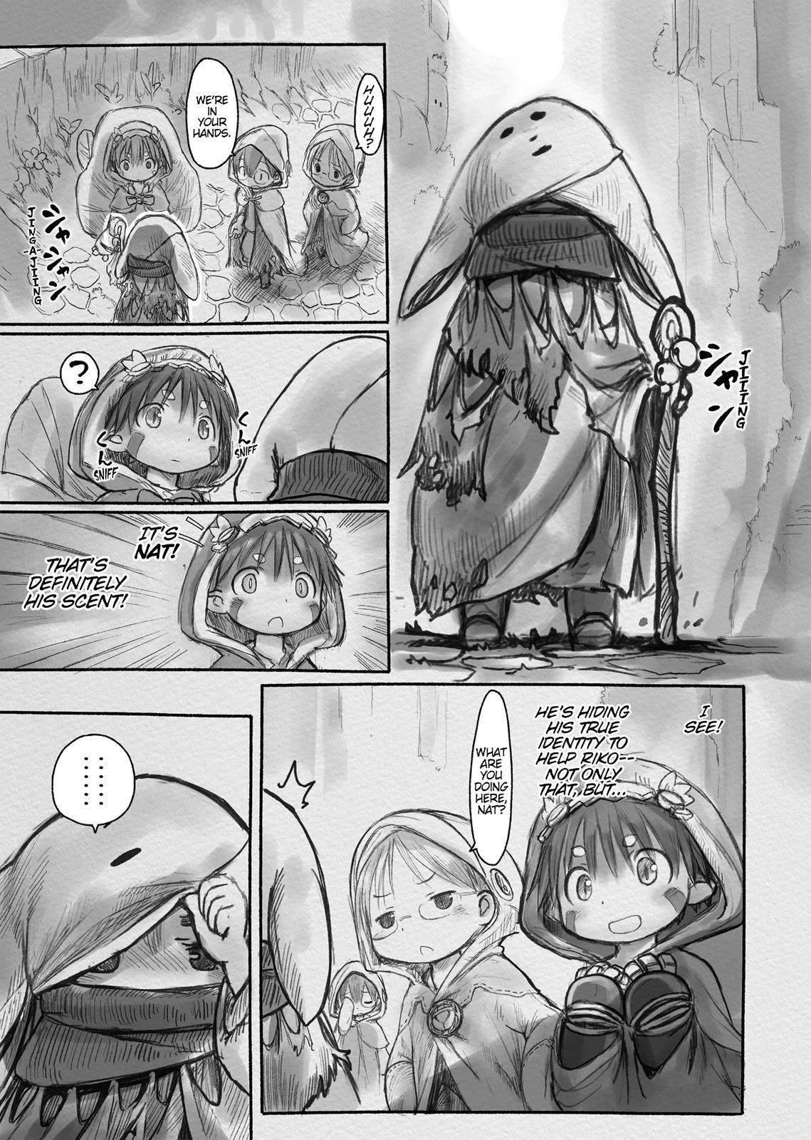 Made In Abyss, Chapter Hello,Abyss 8 image 009