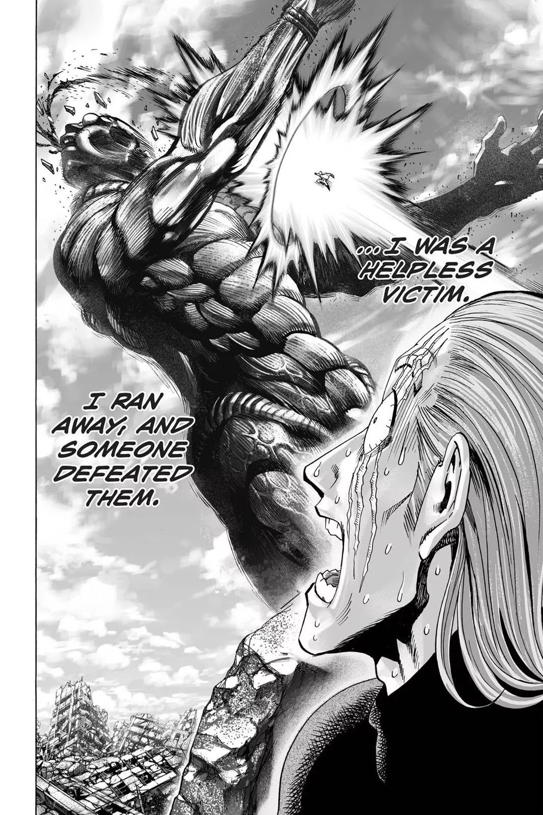 One Punch Man, Chapter Onepunch-Man 39 image 004