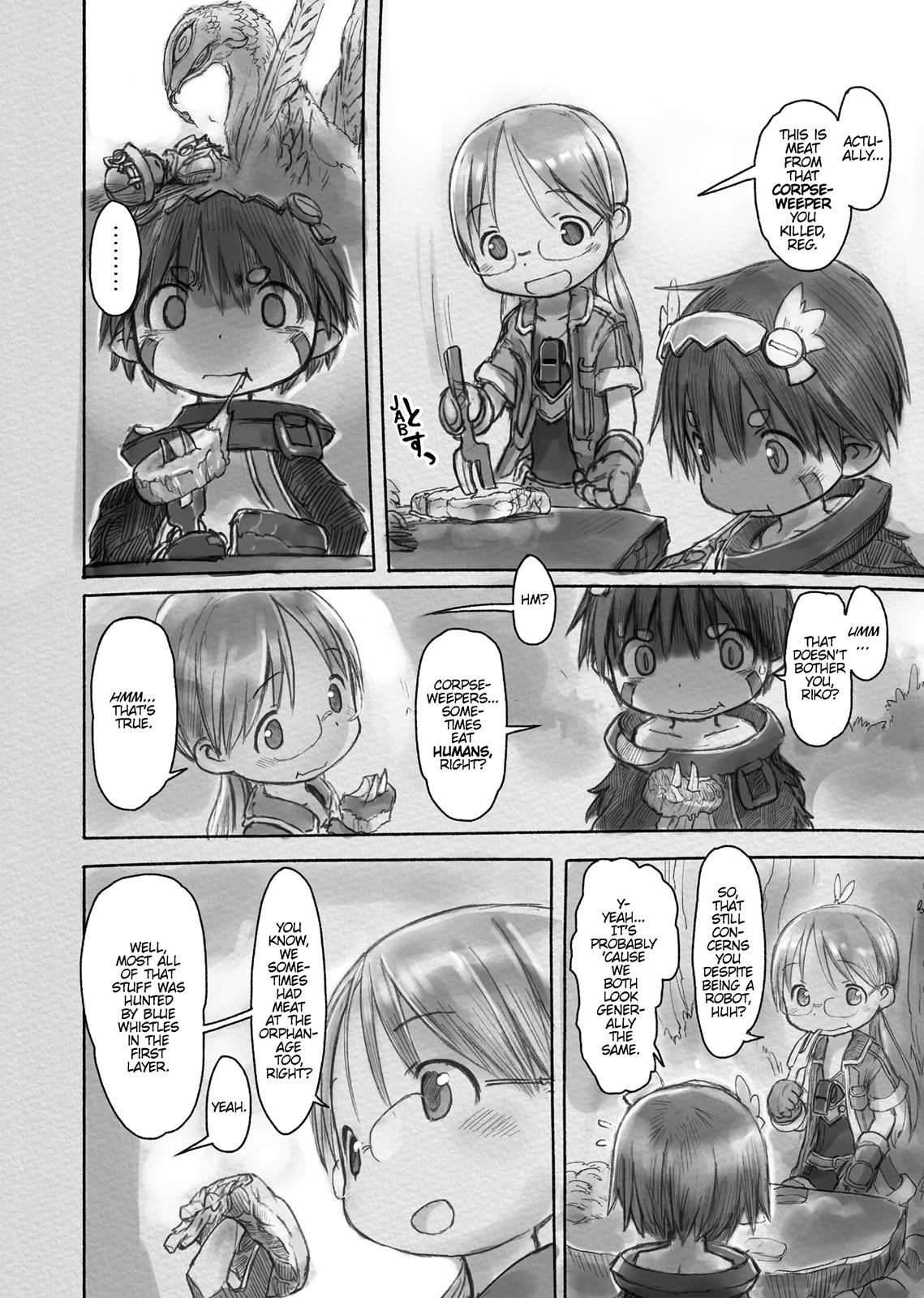 Made In Abyss, Chapter Hello,Abyss 12 image 006