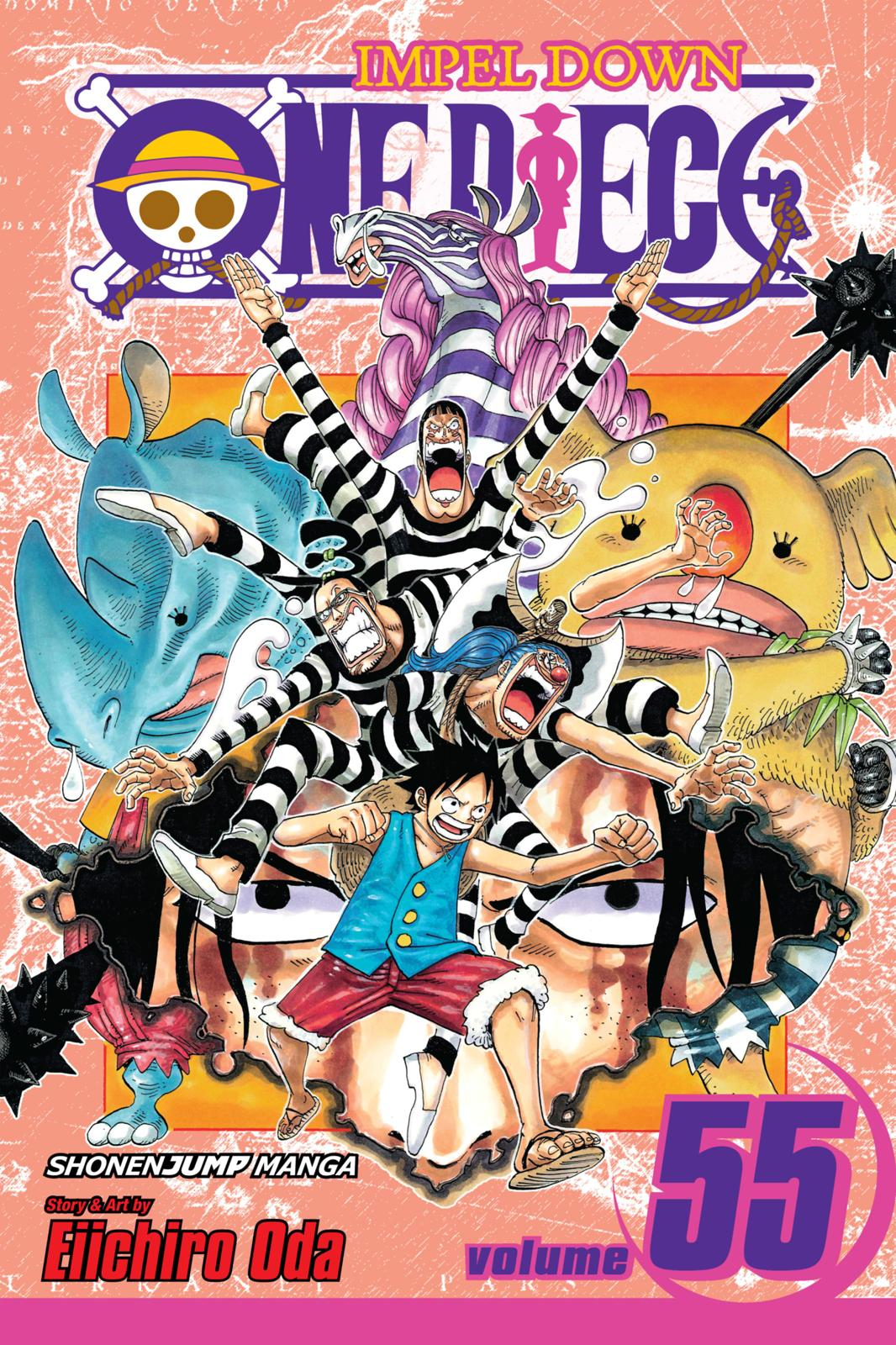 One Piece, Chapter 533 image 001