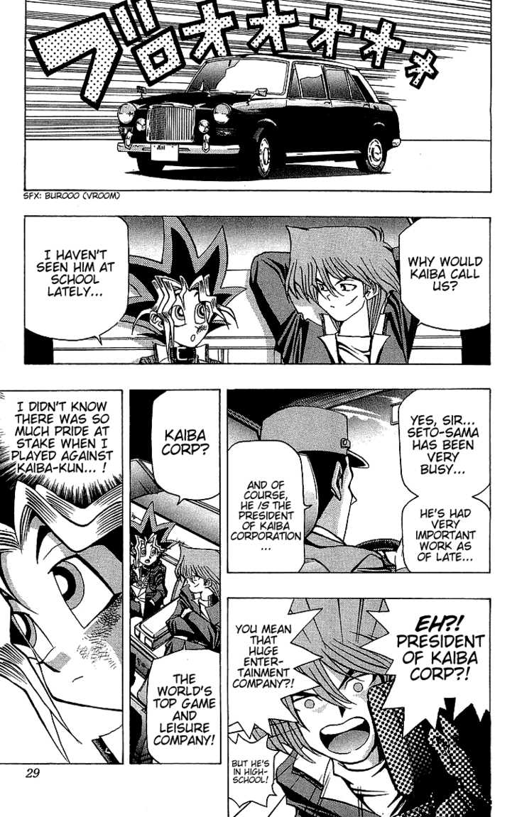 Yu Gi Oh, Chapter Vol.04 Ch.026 - Deadly Russian Roulette image 004