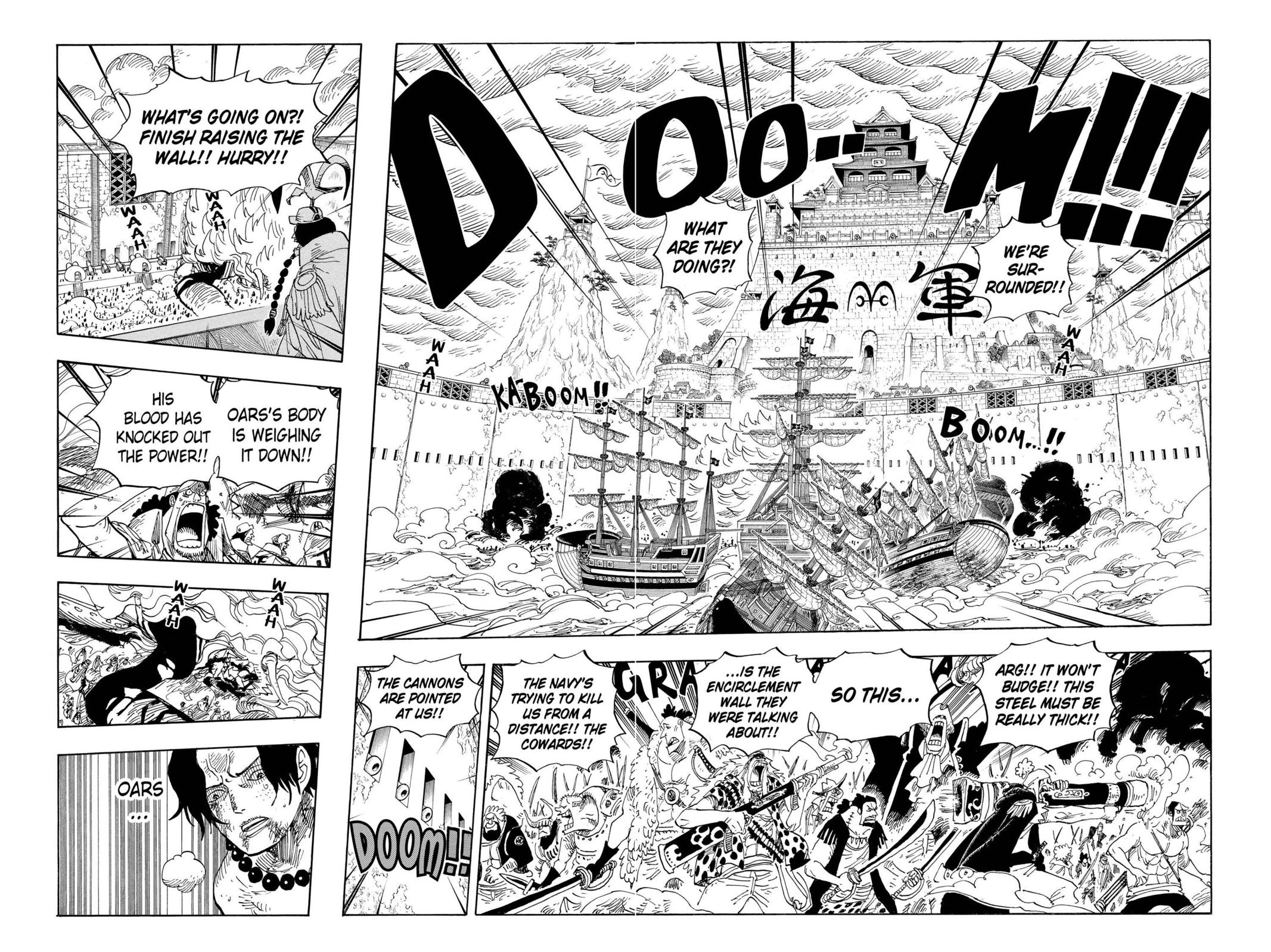 One Piece, Chapter 564 image 012