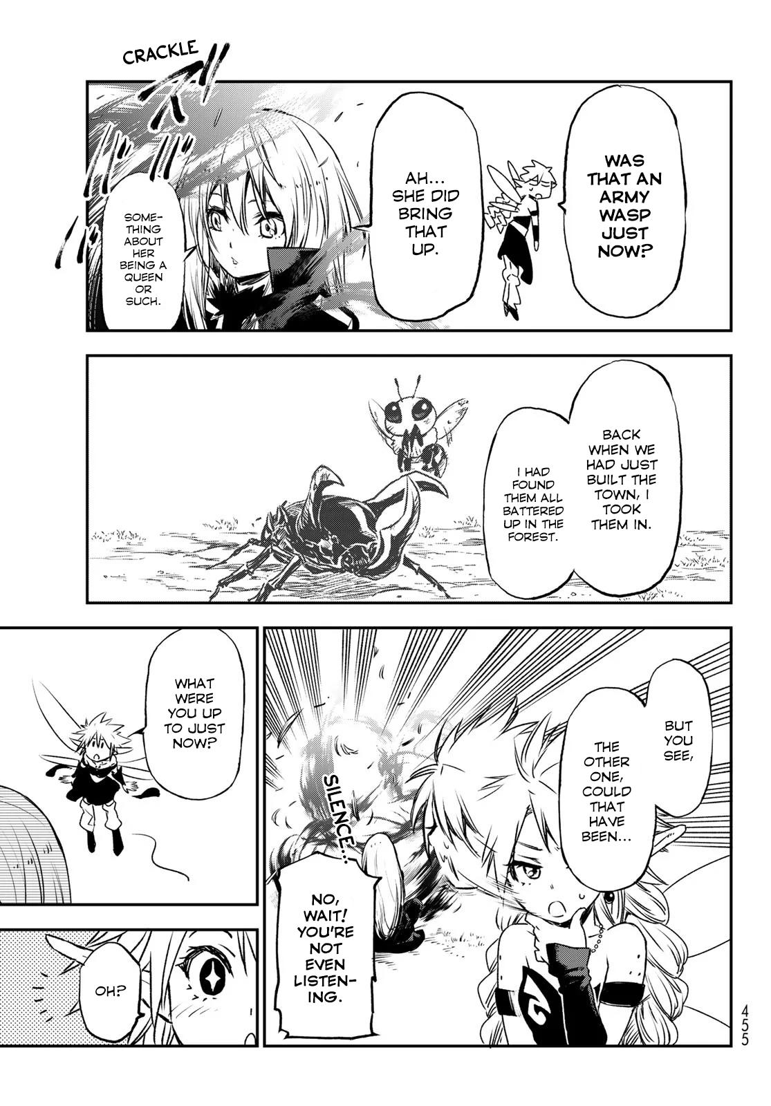 That Time I Got Reincarnated As A Slime, Chapter 77 image 009