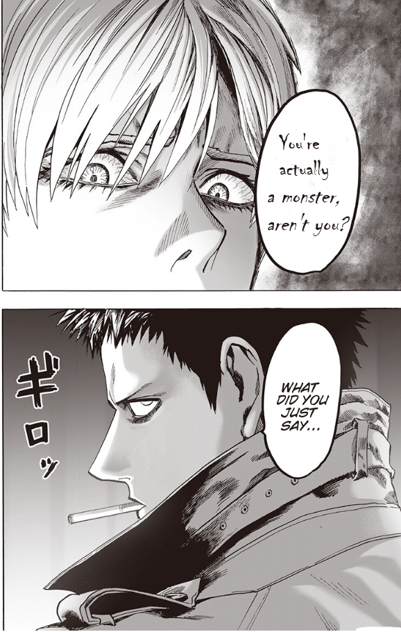 One Punch Man, Chapter Onepunch-Man 93 image 020