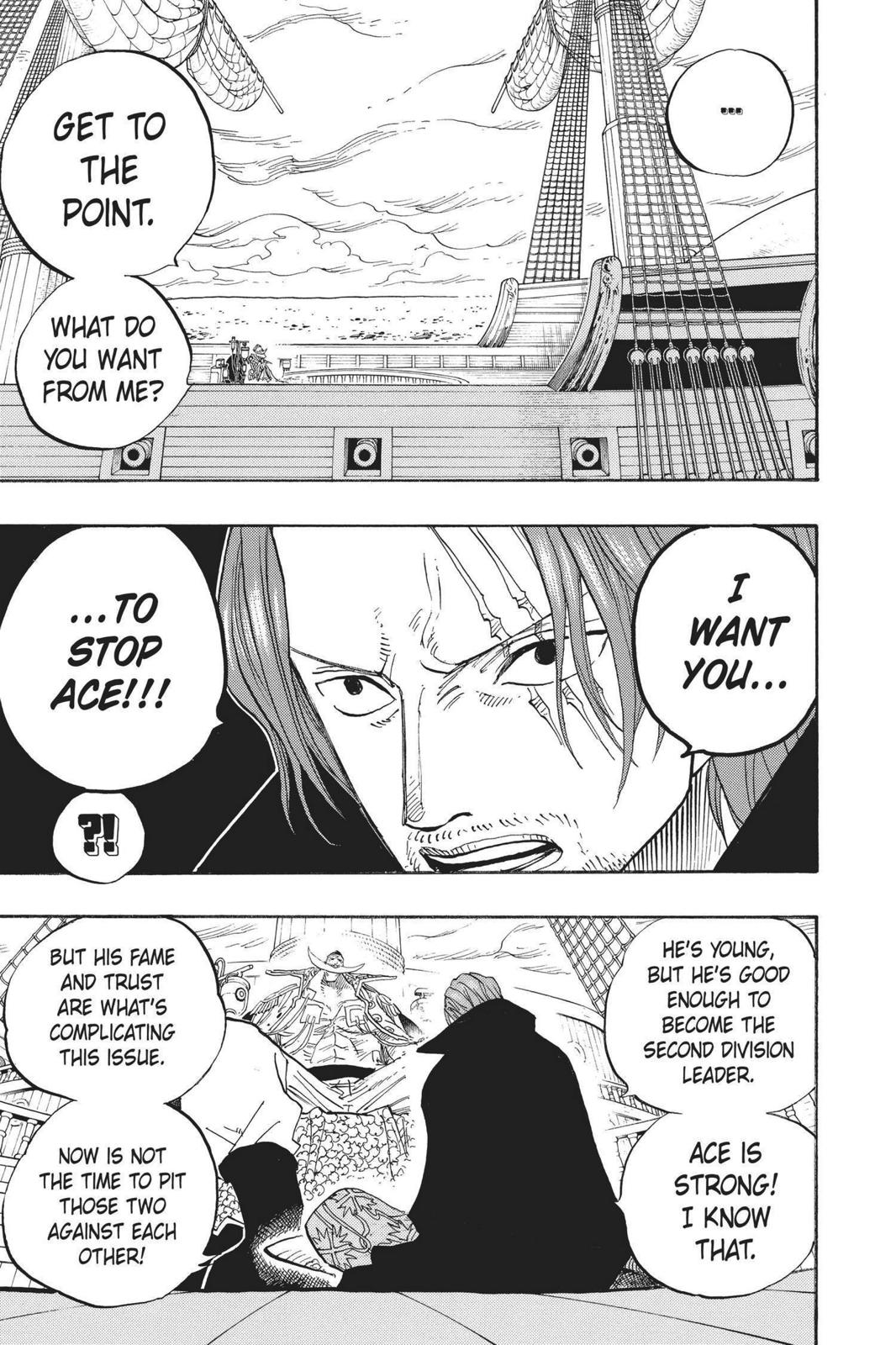 One Piece, Chapter 434 image 012