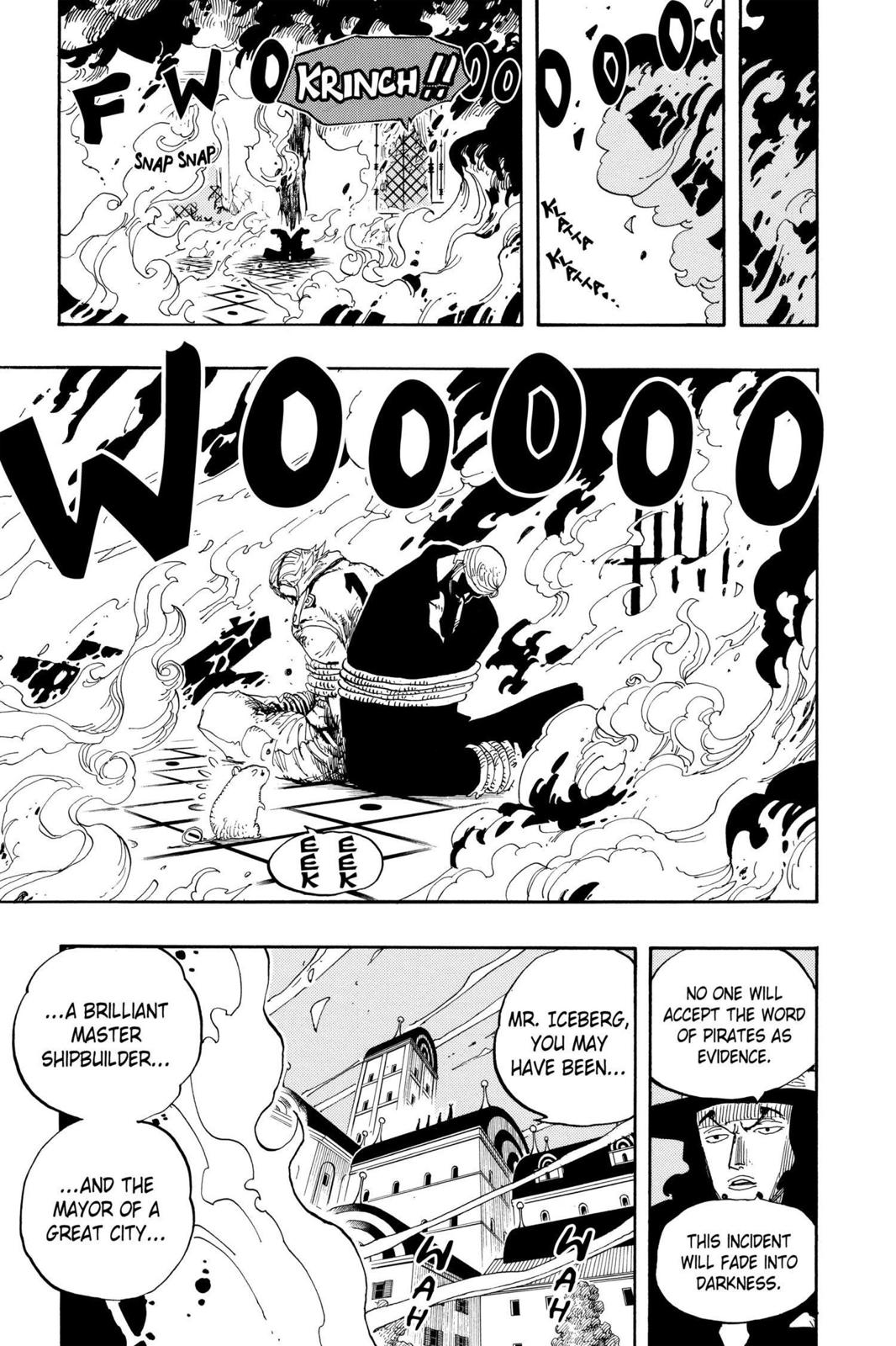 One Piece, Chapter 349 image 015