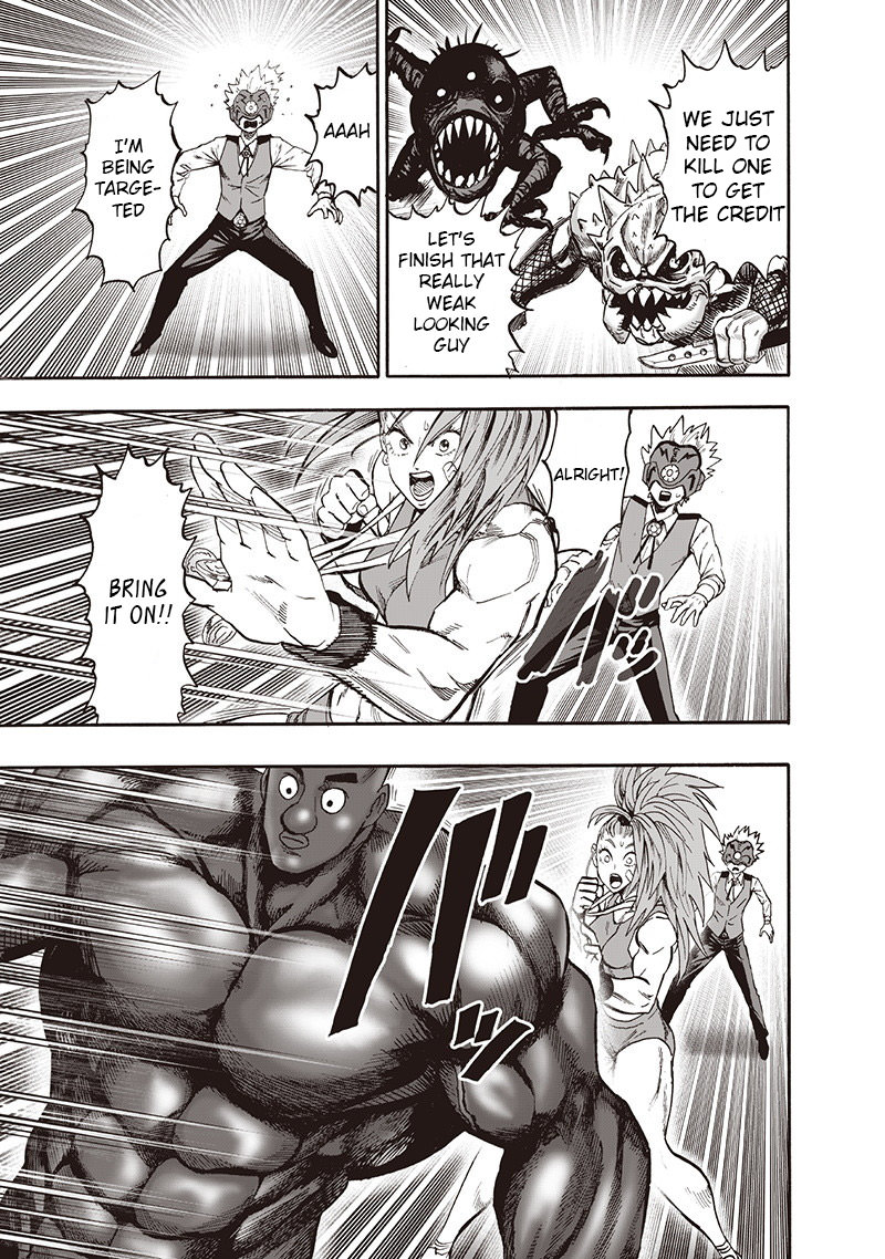 One Punch Man, Chapter Onepunch-Man 94 image 128