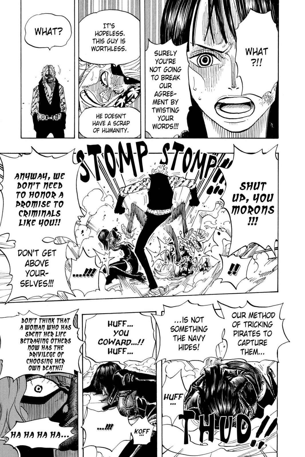One Piece, Chapter 382 image 011