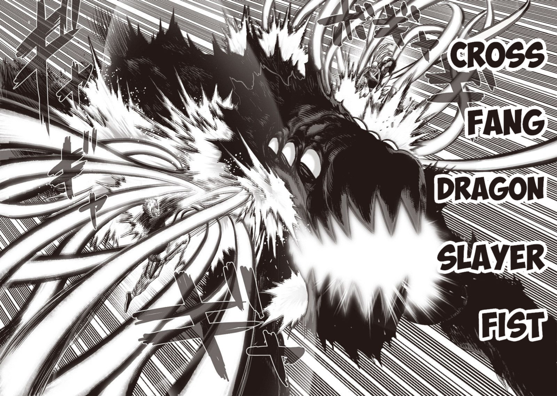 One Punch Man, Chapter One-Punch Man 124 image 017