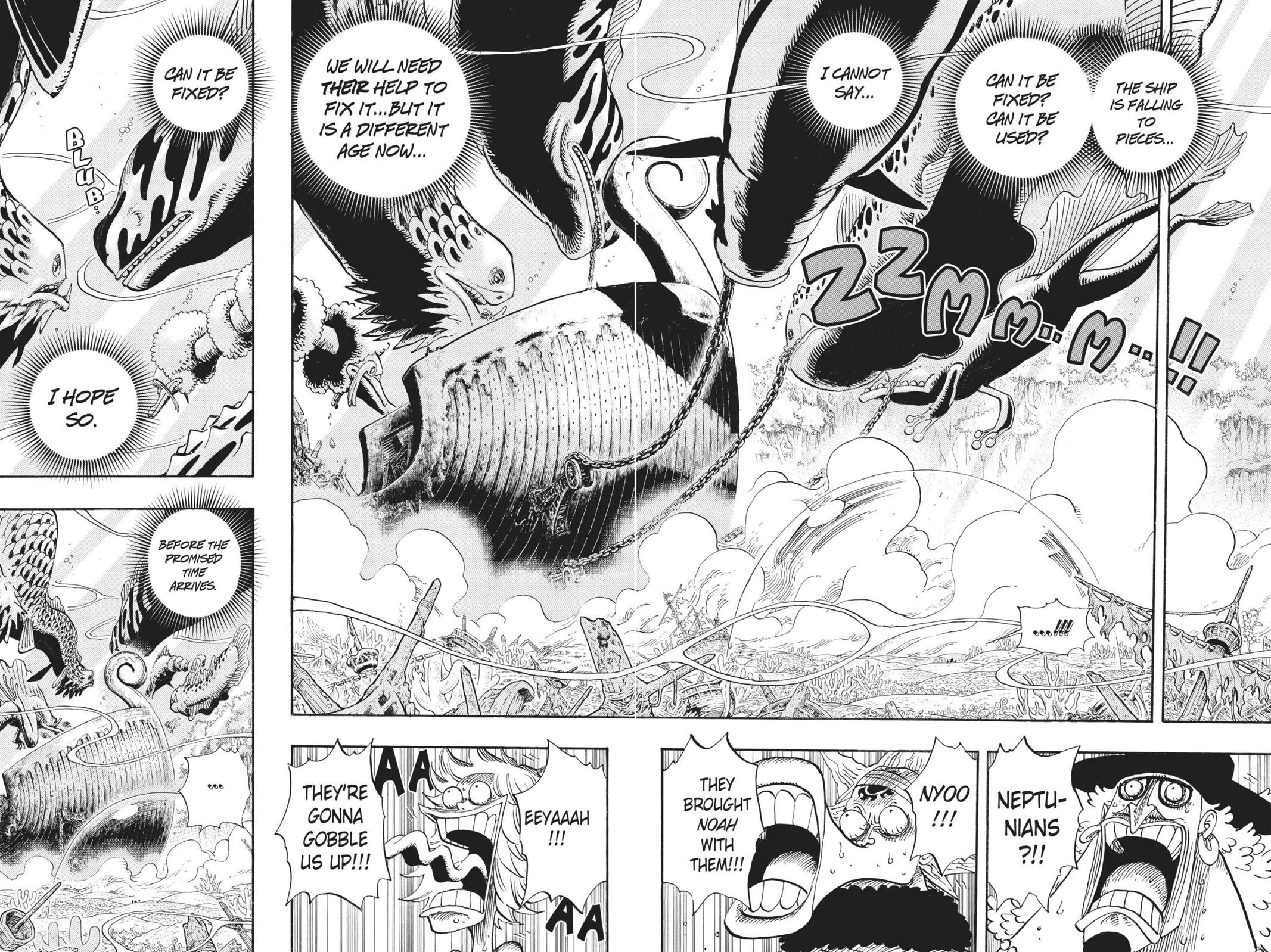 One Piece, Chapter 648 image 006