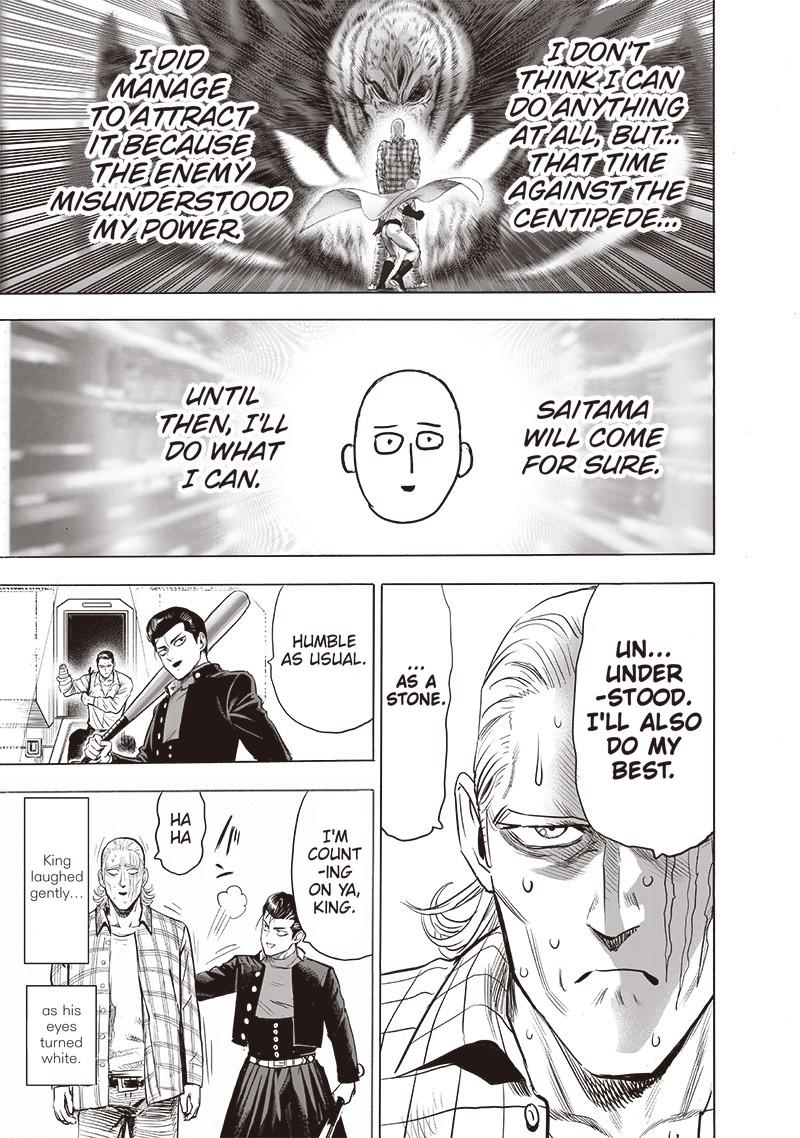 One Punch Man, Chapter Fan Scans 140 image 013