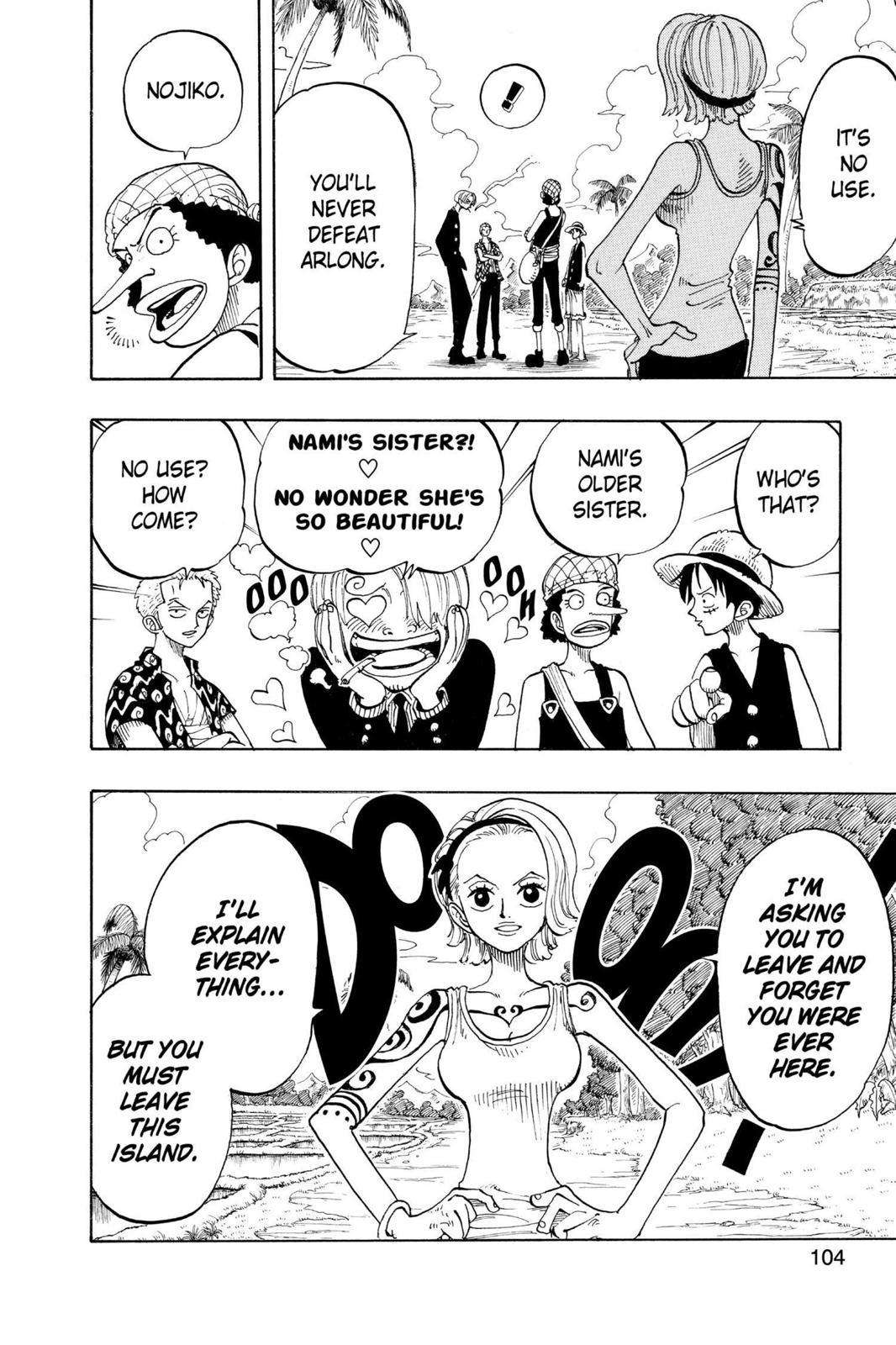 One Piece, Chapter 76 image 018