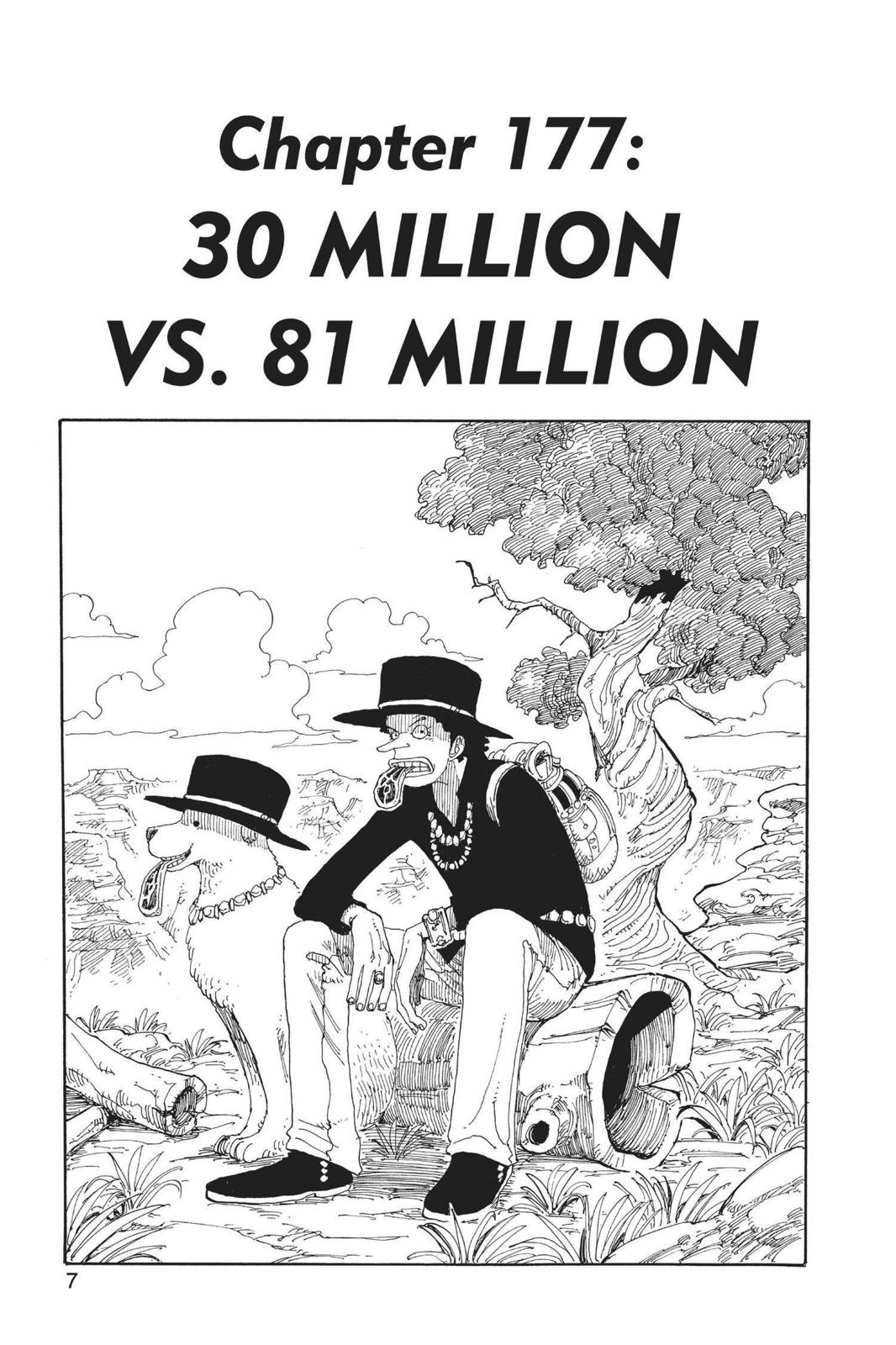One Piece, Chapter 177 image 008