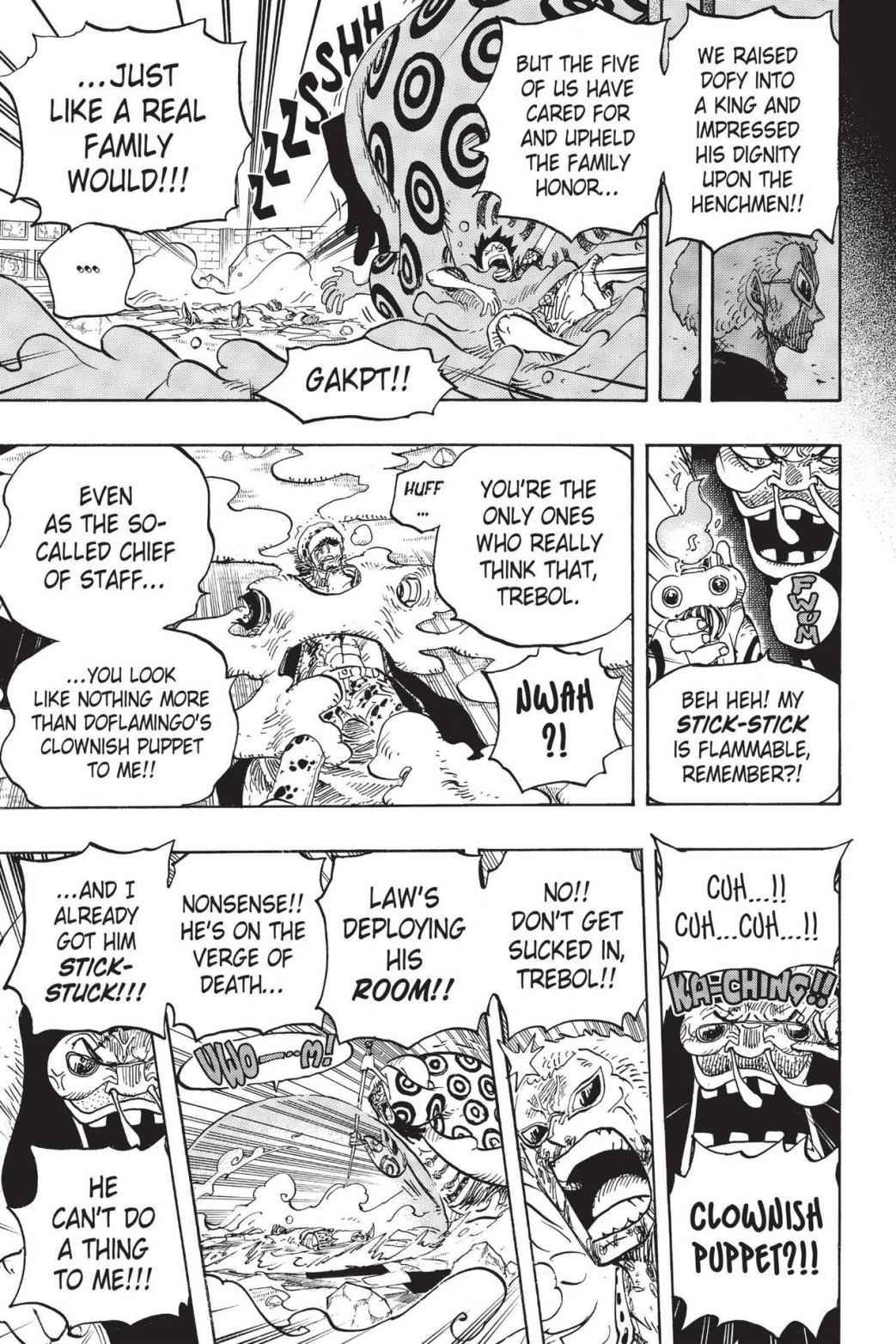 One Piece, Chapter 782 image 014