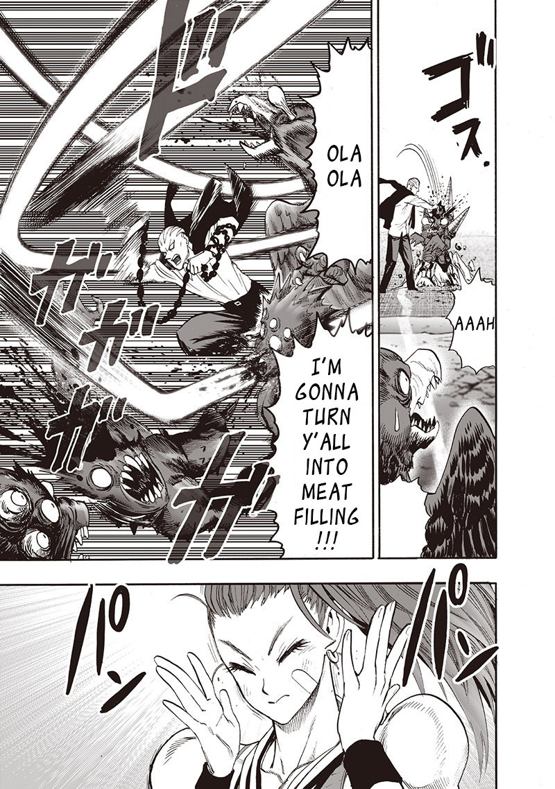 One Punch Man, Chapter Onepunch-Man 94 image 069