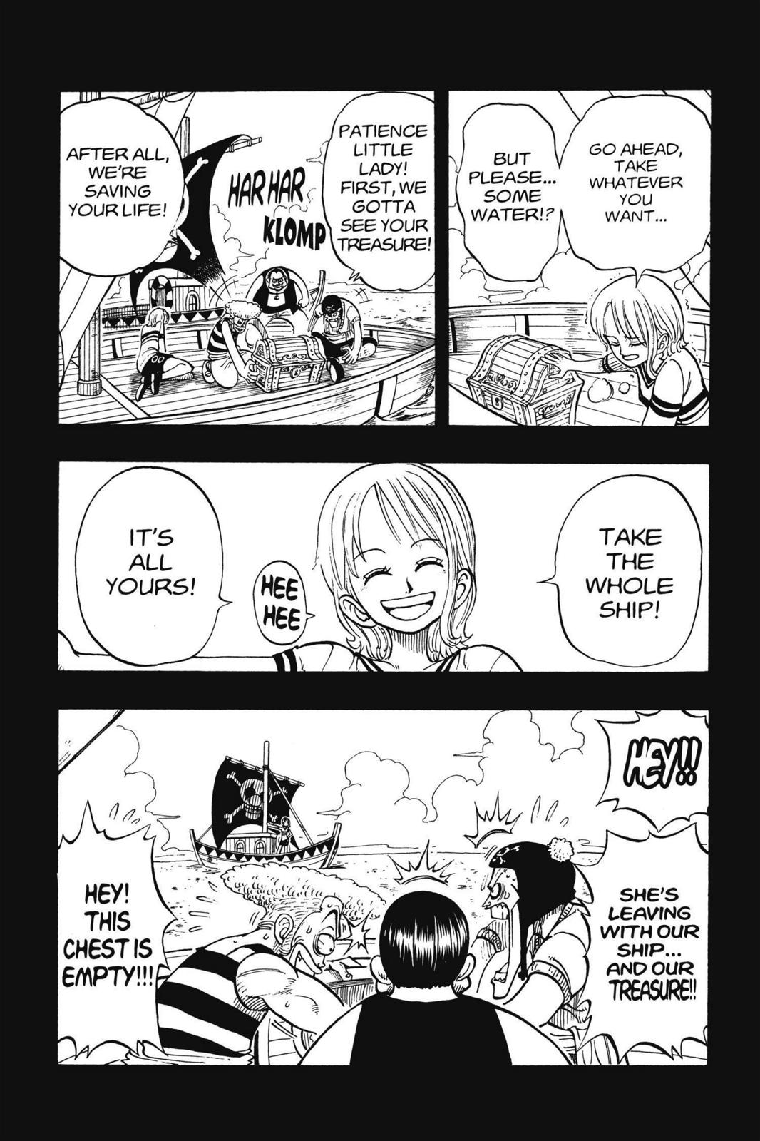 One Piece, Chapter 8 image 011