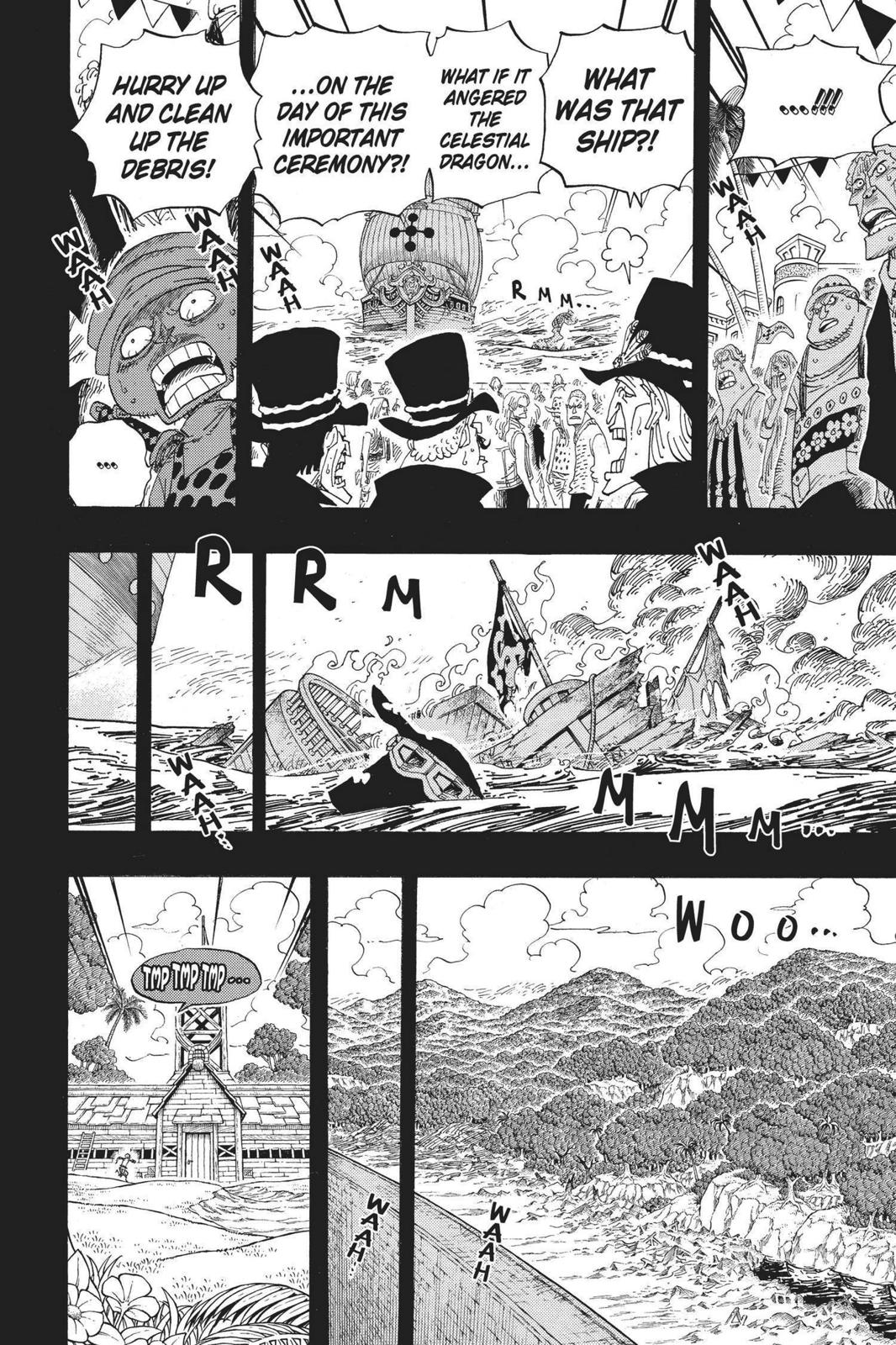 One Piece, Chapter 588 image 008