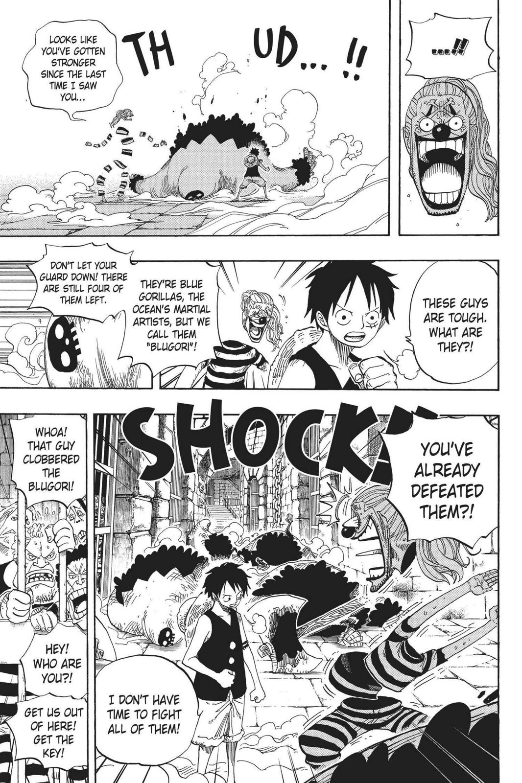 One Piece, Chapter 527 image 005