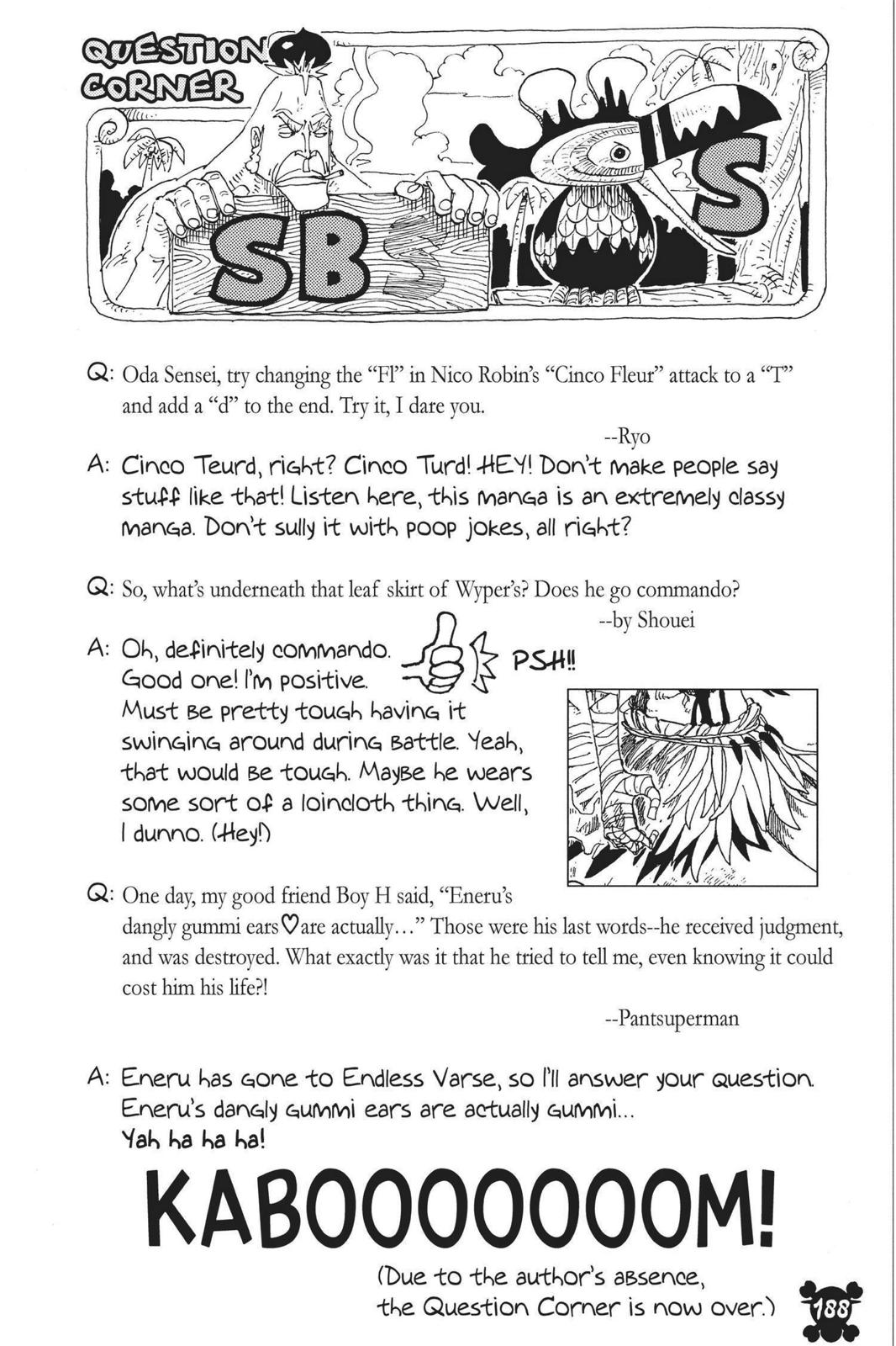 One Piece, Chapter 304 image 020