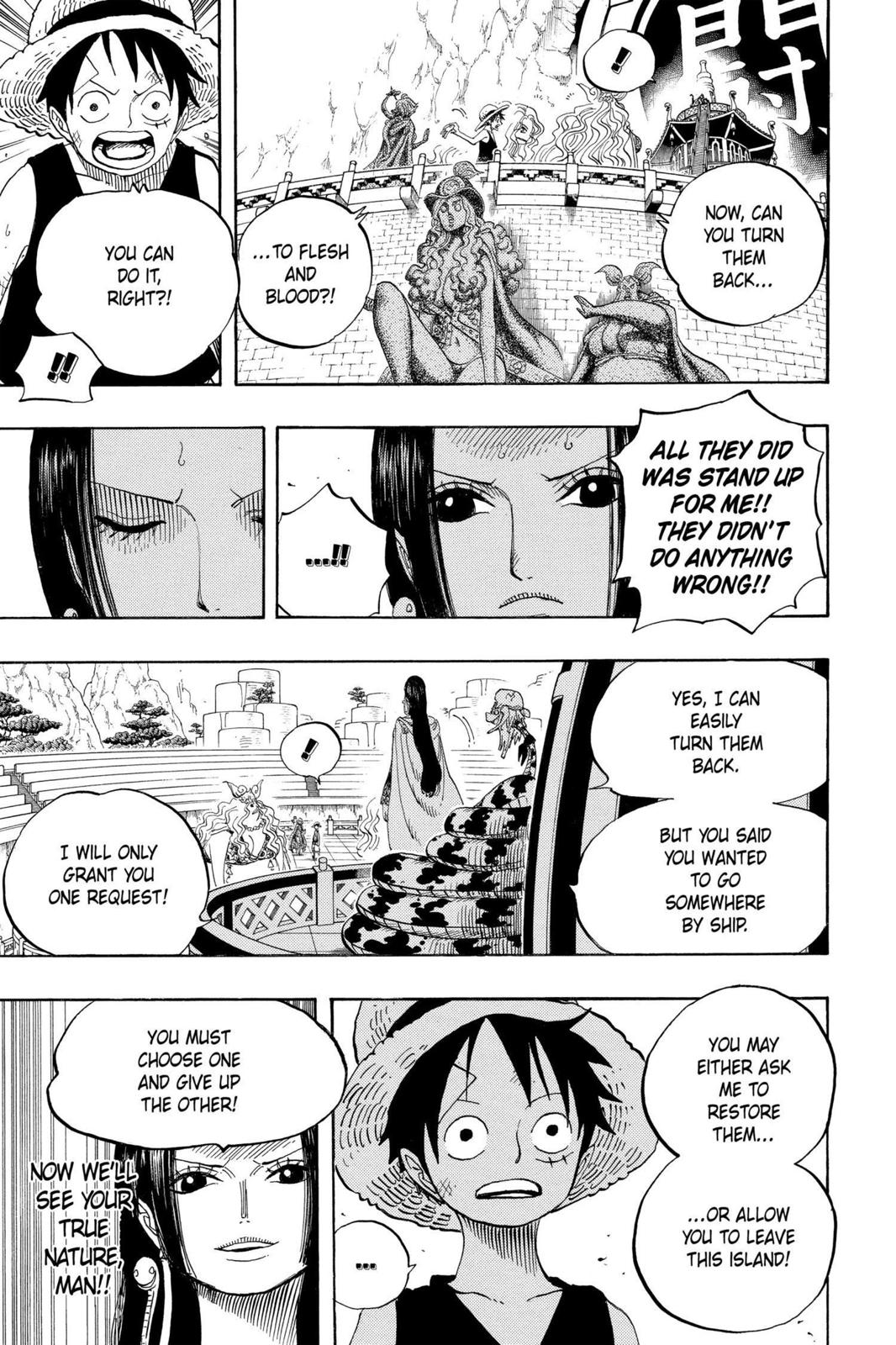 One Piece, Chapter 521 image 003
