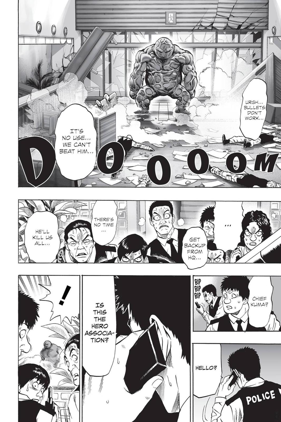 One Punch Man, Chapter Onepunch-Man 37.7 image 014
