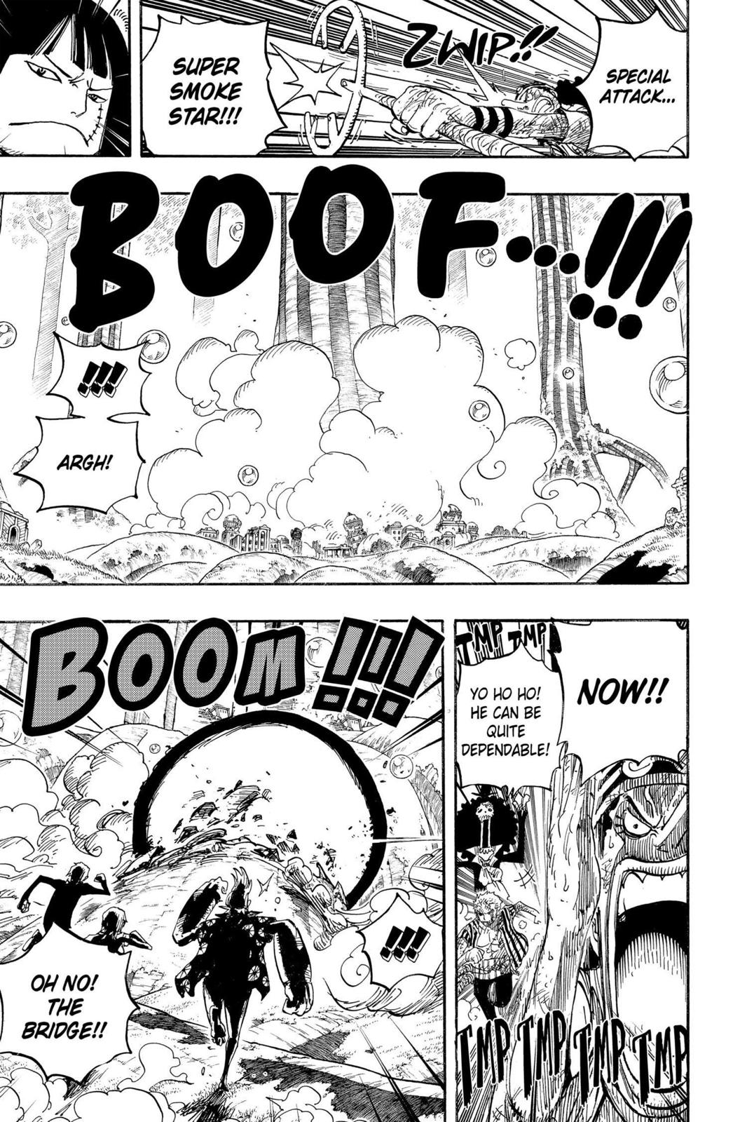 One Piece, Chapter 511 image 010