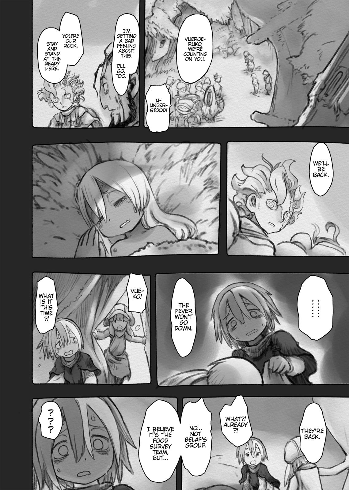 Made In Abyss, Chapter Hello,Abyss 49 image 024