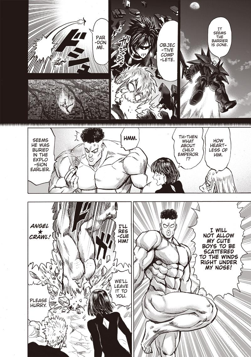 One Punch Man, Chapter One-Punch Man 143 image 005