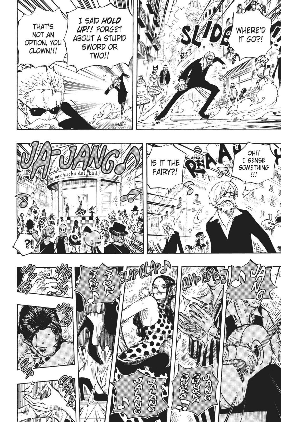 One Piece, Chapter 703 image 006