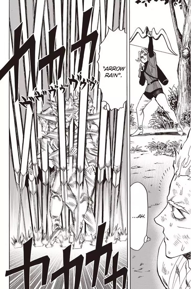 One Punch Man, Chapter Onepunch-Man 81 image 022