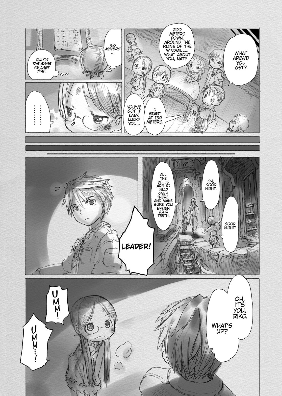 Made In Abyss, Chapter Hello,Abyss 1 image 026
