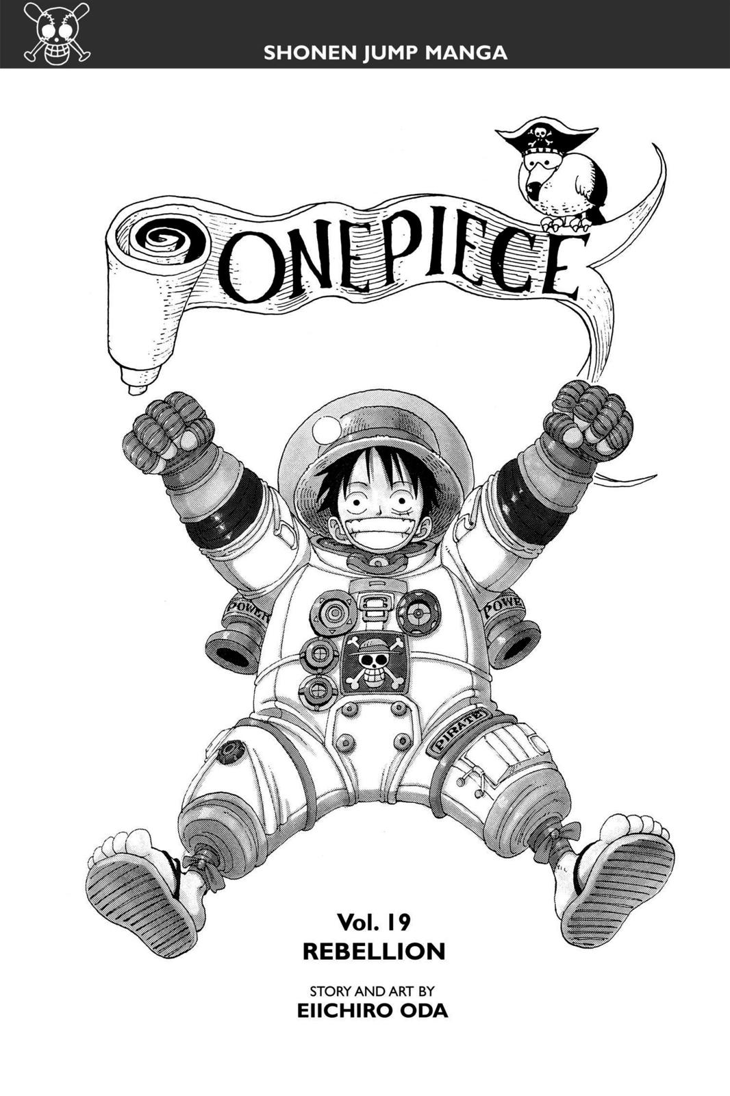 One Piece, Chapter 167 image 004
