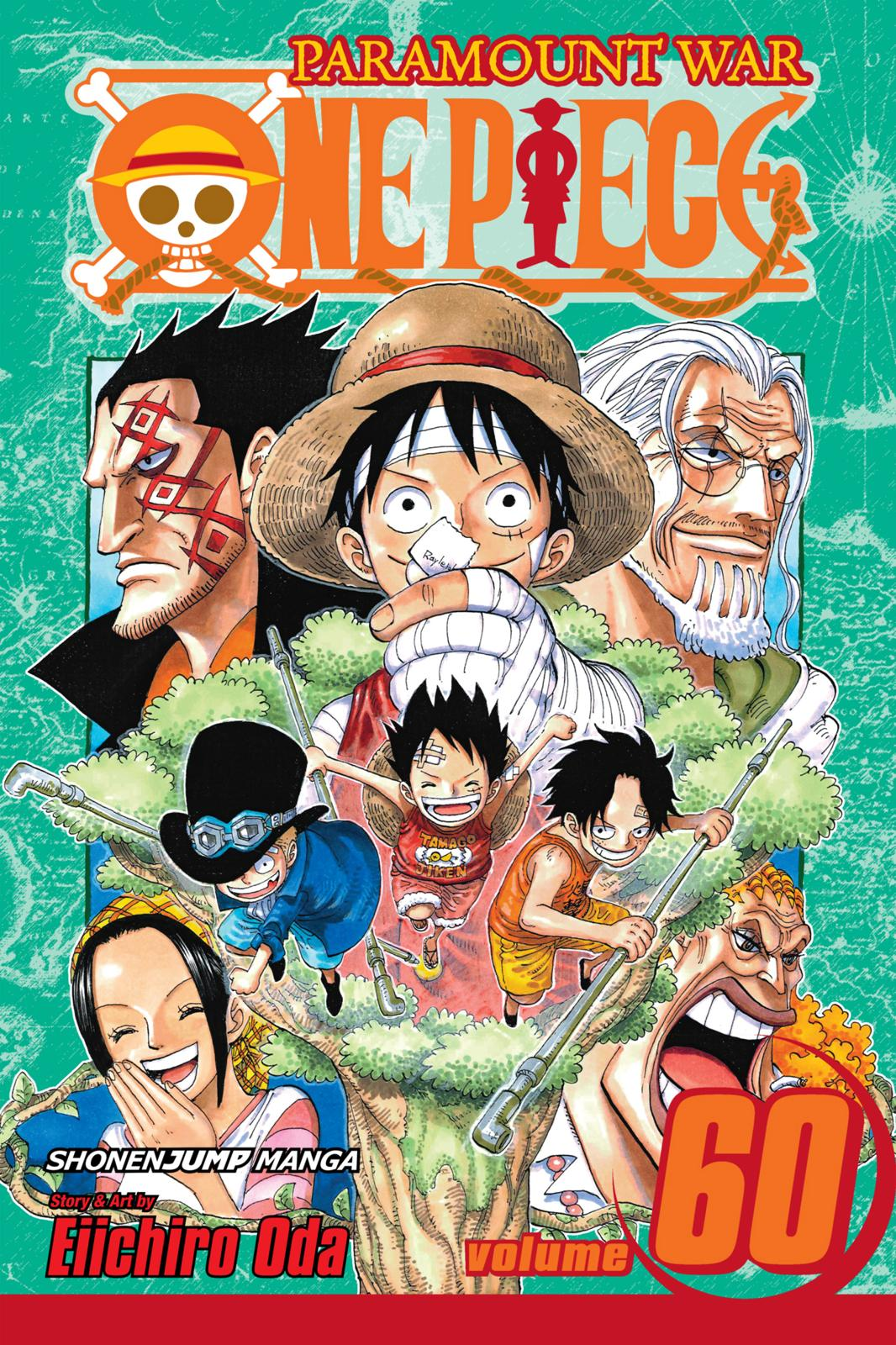 One Piece, Chapter 585 image 001